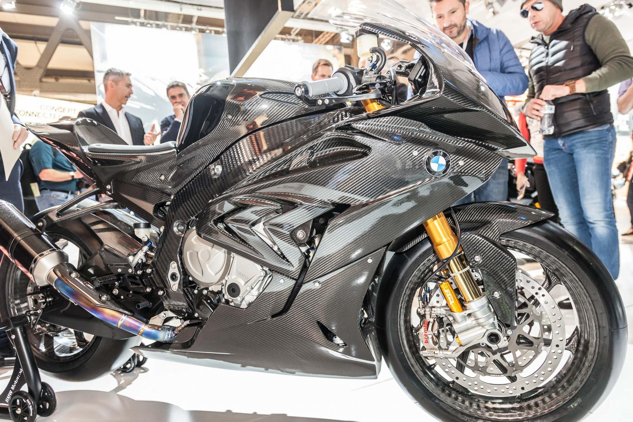 Bmw S1000rr Hp4 Carbon Race