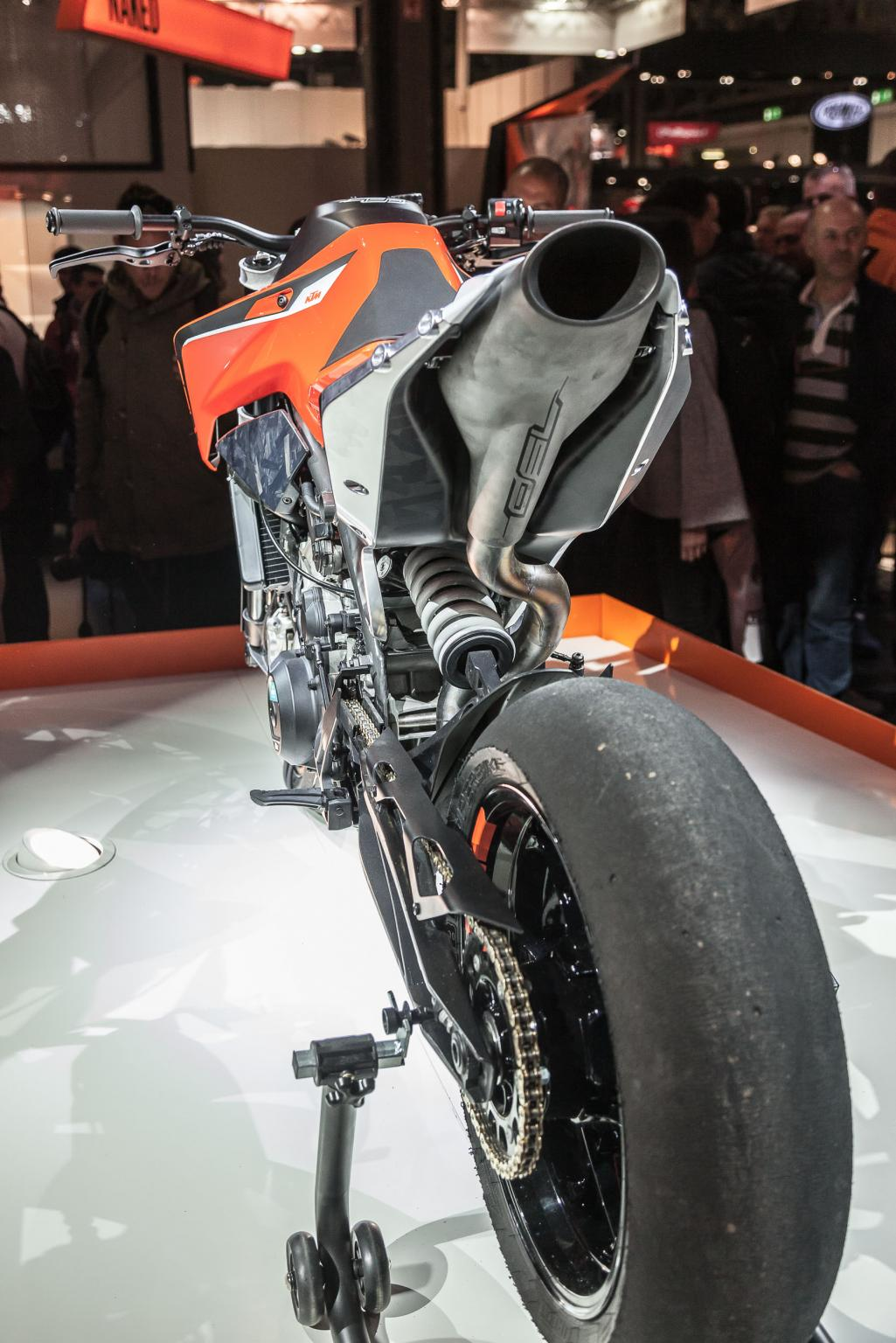 ktm 790 duke prototype motorrad fotos motorrad bilder. Black Bedroom Furniture Sets. Home Design Ideas