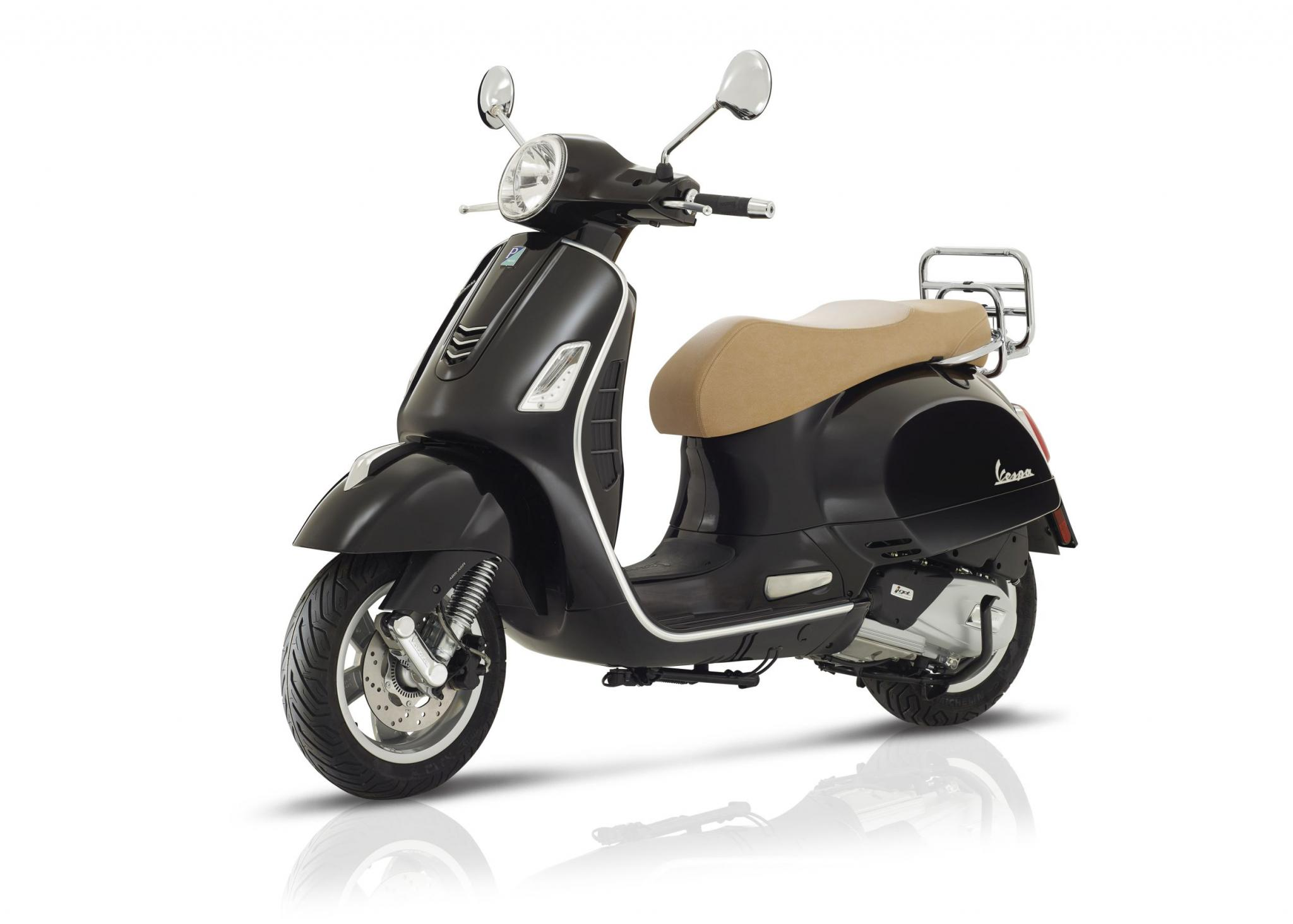 vespa gts 125 bilder und technische daten. Black Bedroom Furniture Sets. Home Design Ideas