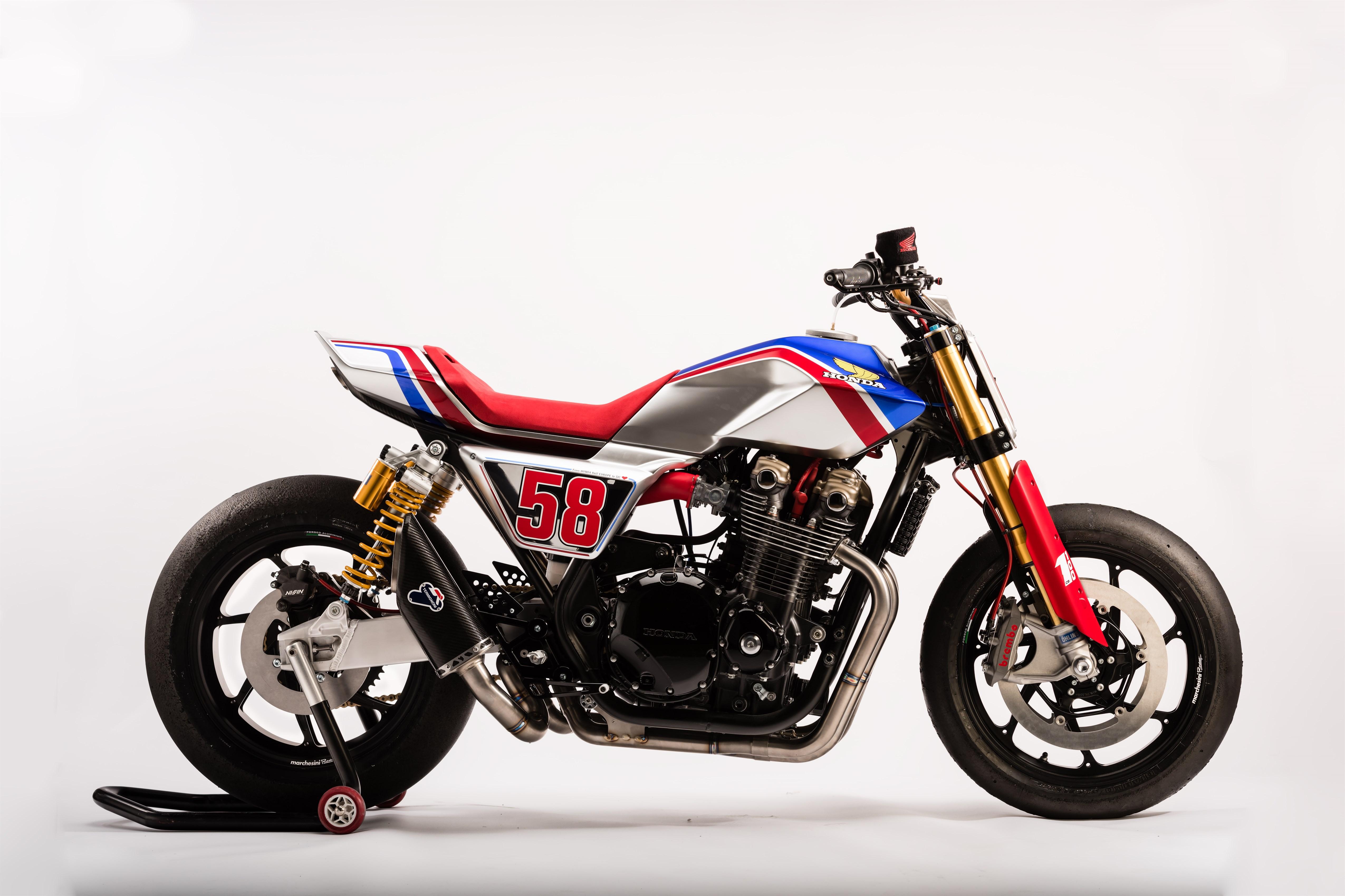 Honda CB 1100 TR Naked Bike Concept Bild Previous Next
