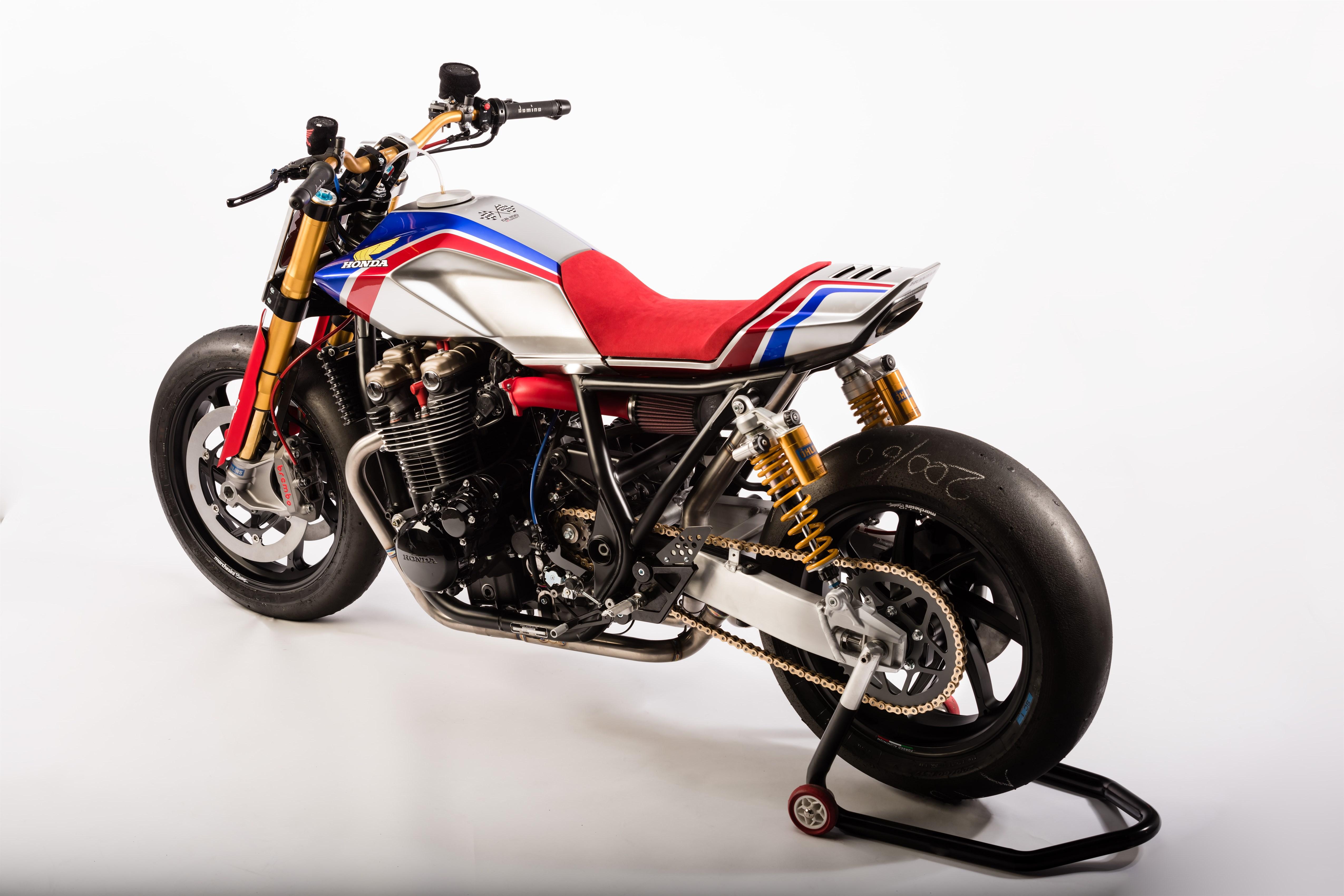 Honda CB1100 RS 2017   Moto   Naked - Andar de Moto