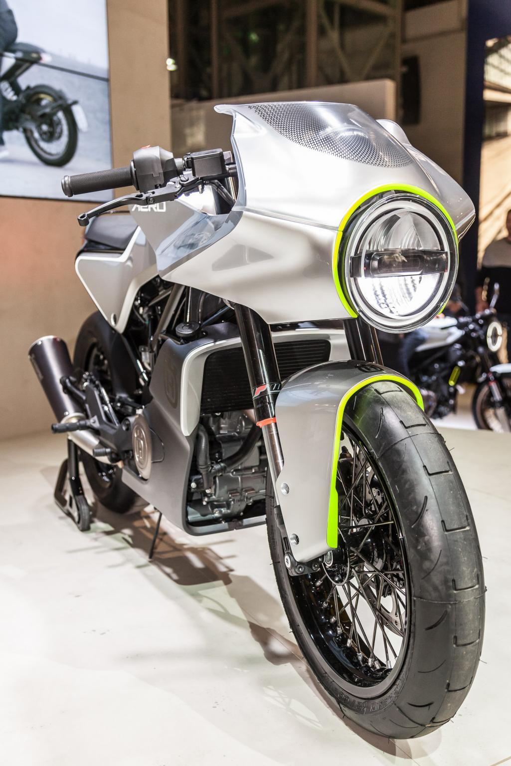 husqvarna vitpilen 401 aero 2017 motorrad fotos motorrad. Black Bedroom Furniture Sets. Home Design Ideas