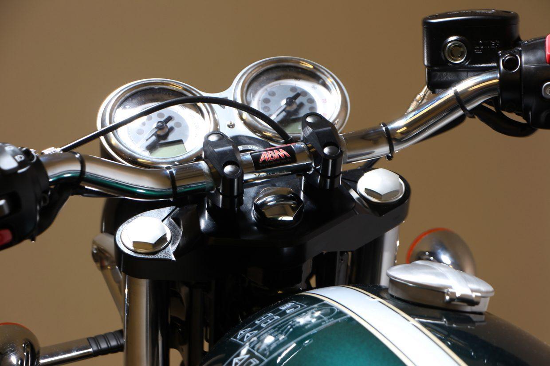 ABM für Triumph Thruxton / R Foto