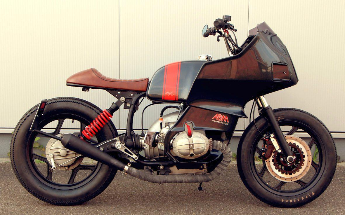 BMW R 80 RT by ABM Foto