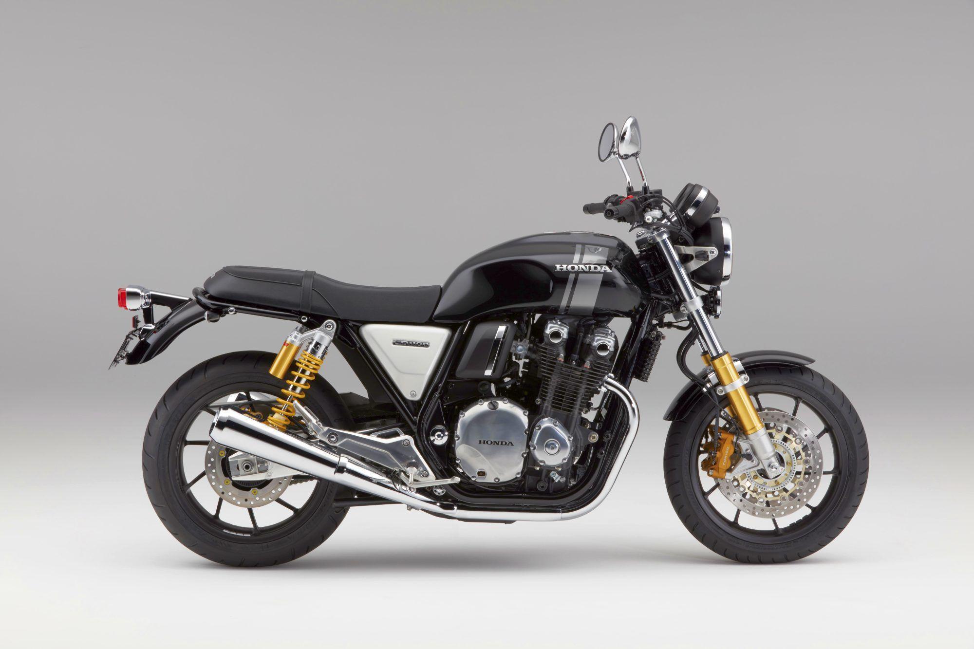 Honda CB 1100 Interview Mit Entwicklungsleiter