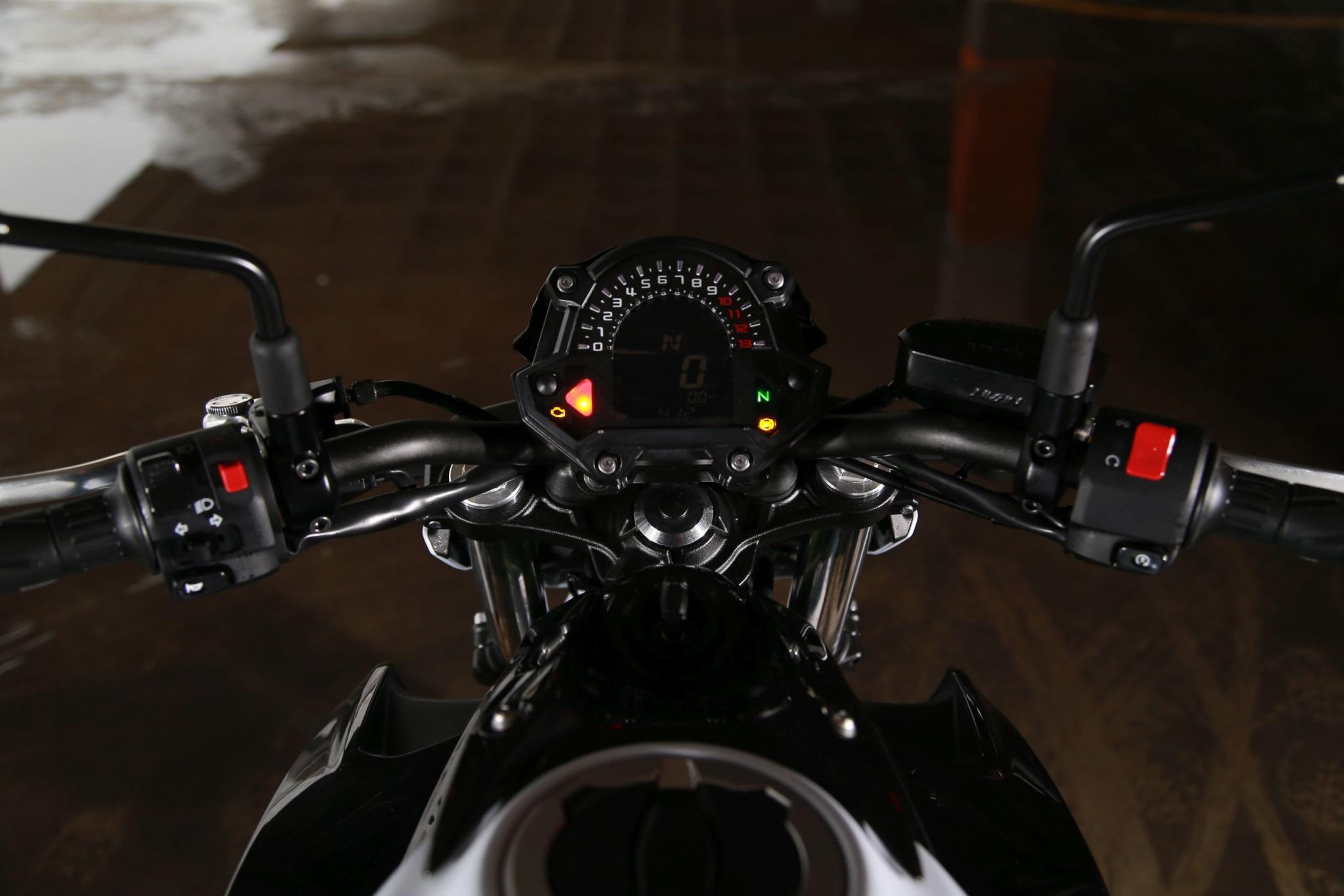 Kawasaki Z 650 Test Mit Bilder Und Technischen Daten