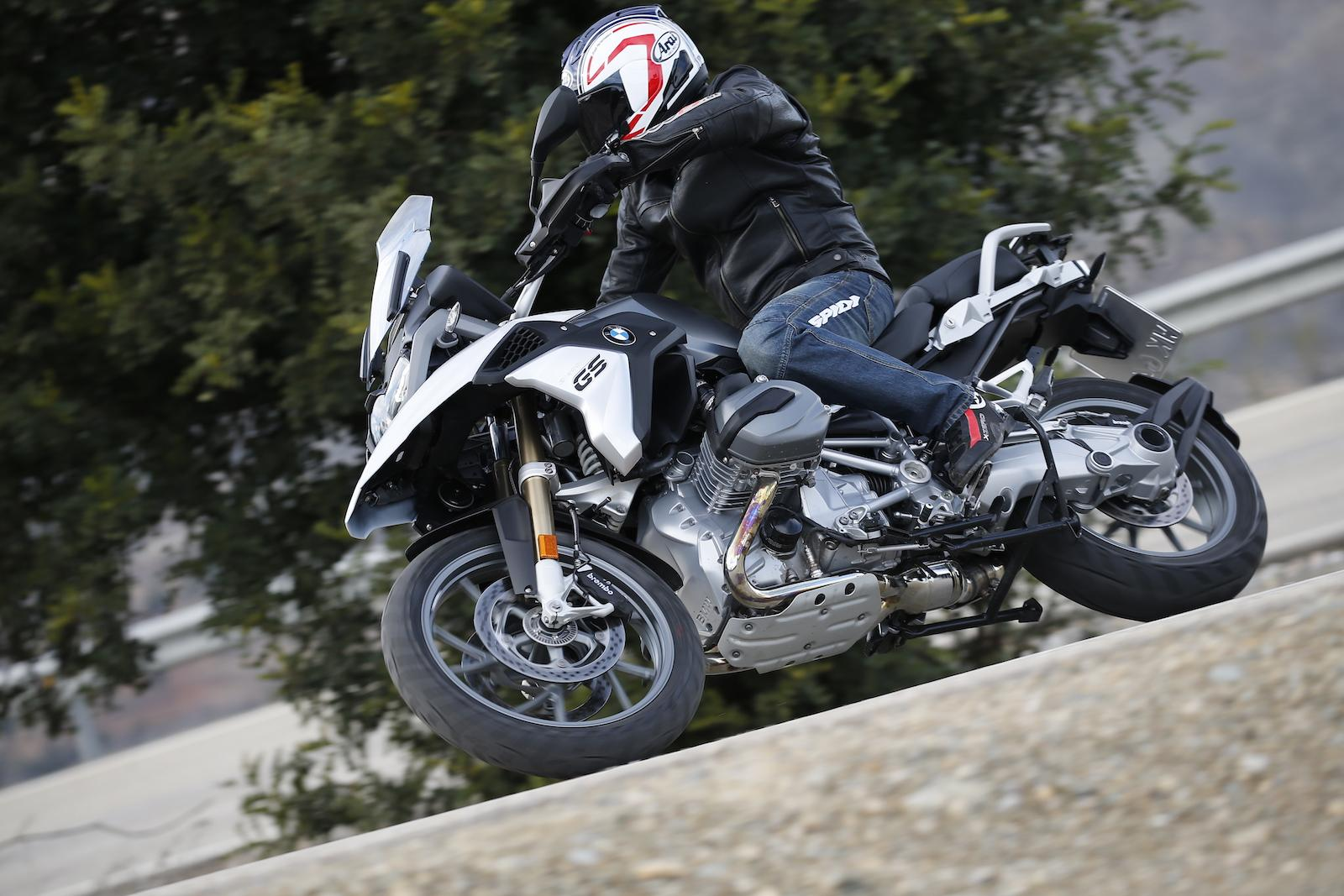BMW R 1200 GS 2017 Test Foto