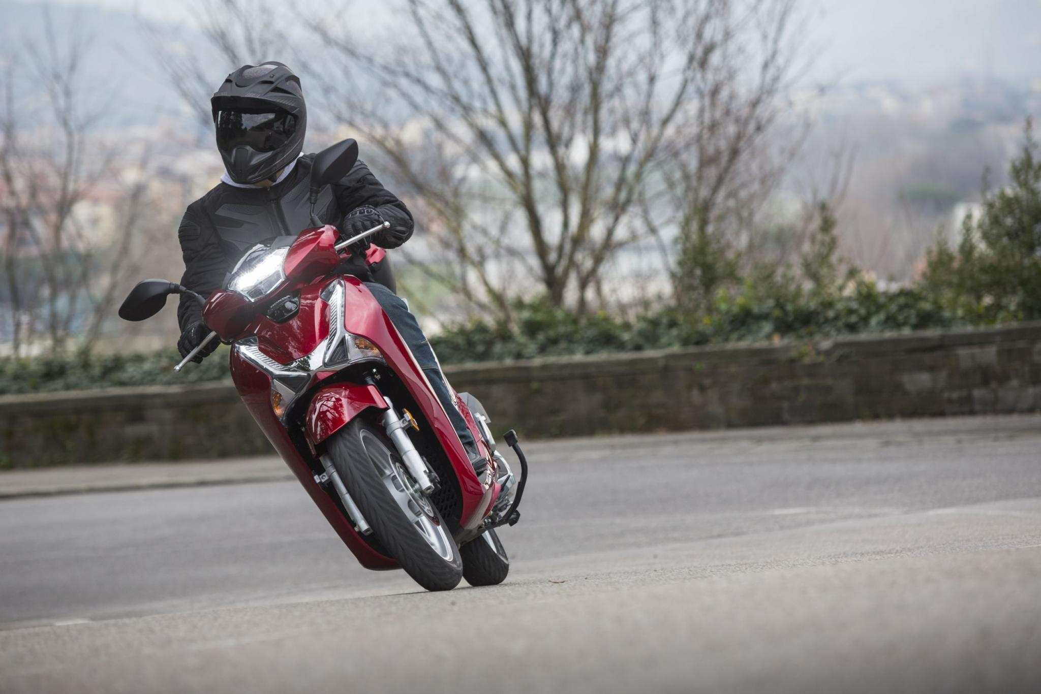 Test: Honda SH125i & SH150i Foto