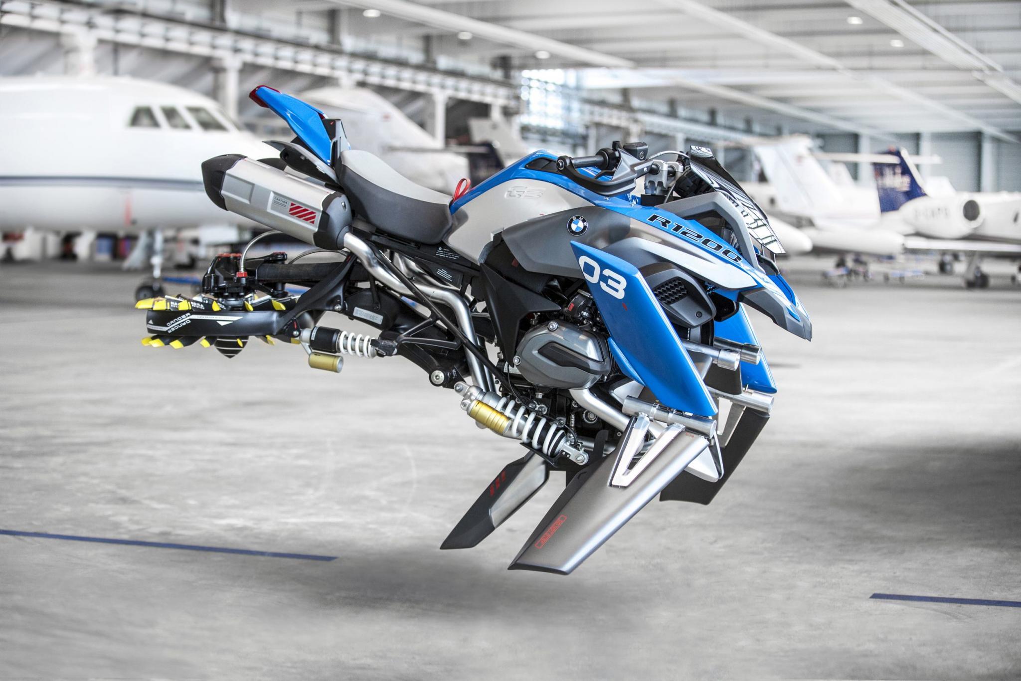 BMW Lego Technic Hover Ride Foto