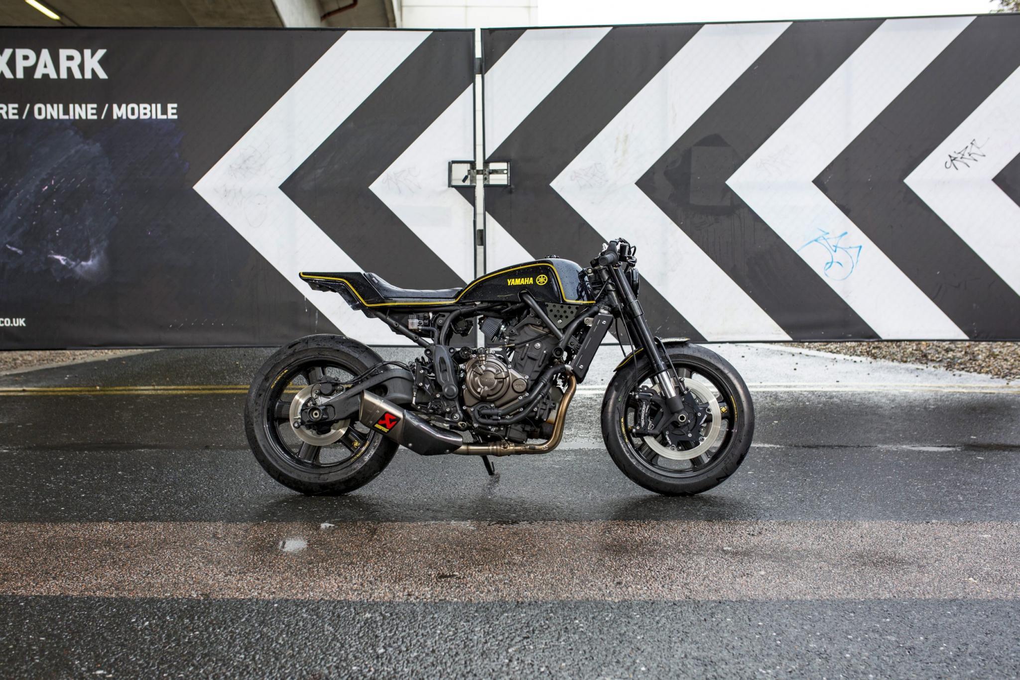 Yamaha XSR700 Von Rough Crafts