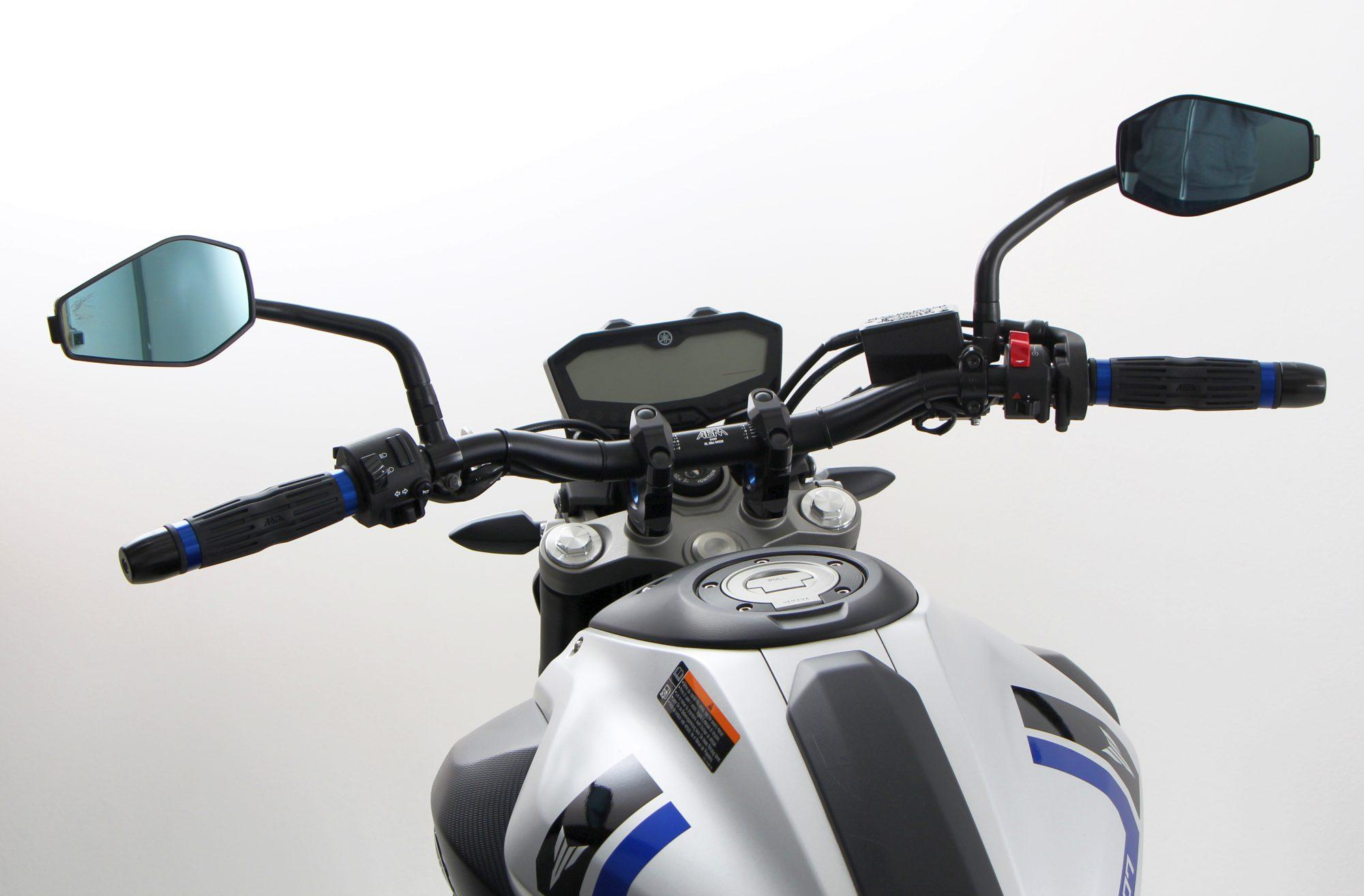 Yamaha MT-07 Umbau von ABM Foto