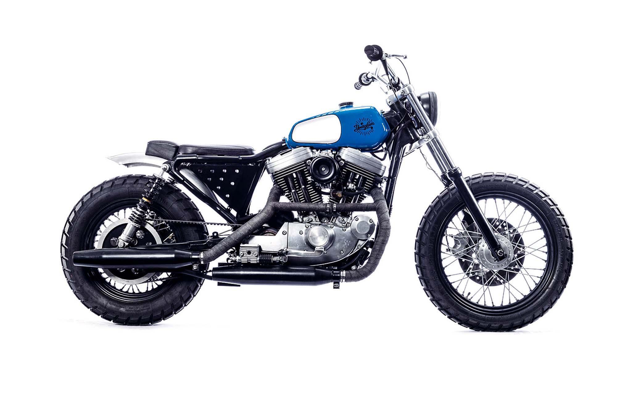Harley Davidson Sportster  Ignition