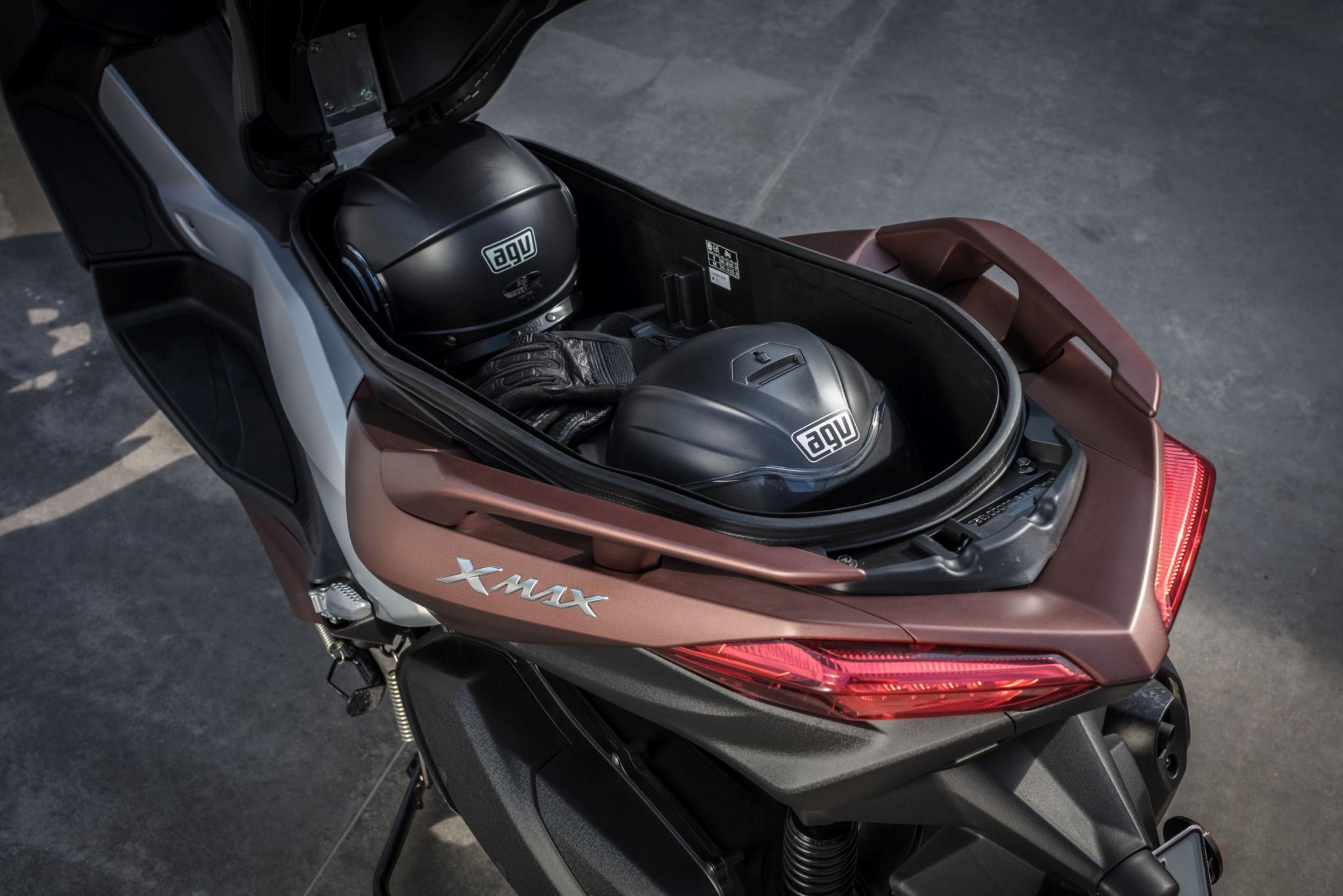 Yamaha X-MAX 300 Test 2017 mit Bilder, Daten und Megaposter