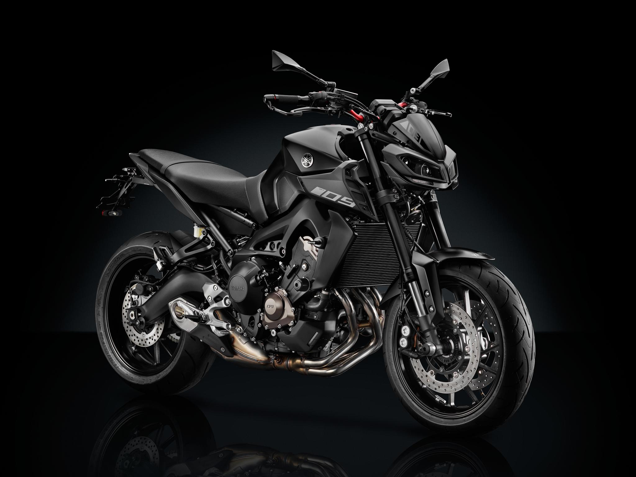 neue rizoma zubeh rlinie f r die yamaha mt 09. Black Bedroom Furniture Sets. Home Design Ideas