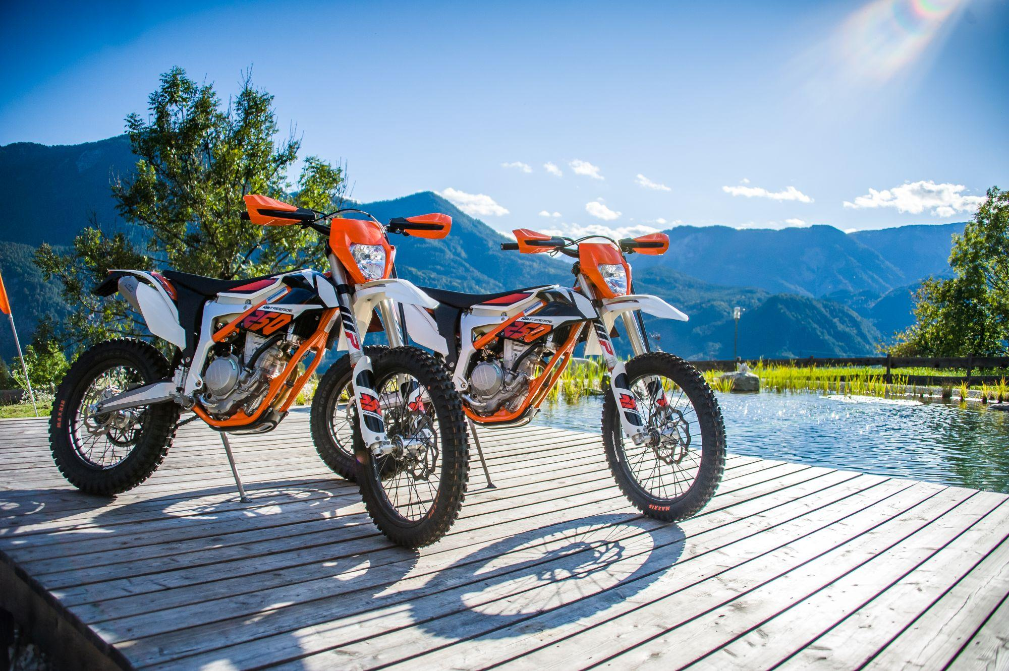 2018 ktm freeride 250. Simple Freeride Inside 2018 Ktm Freeride 250