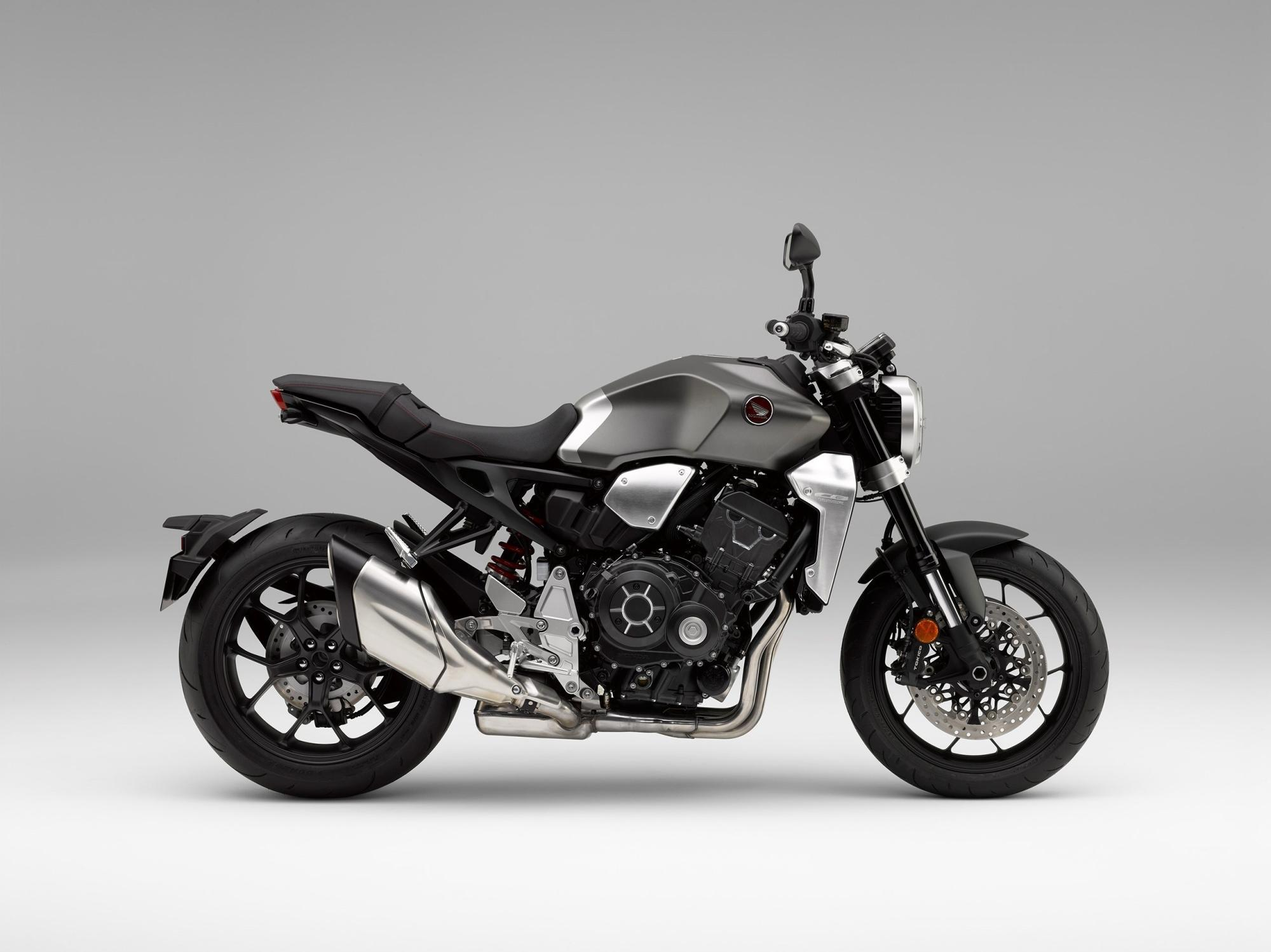 Motorrad Neuheiten 2018