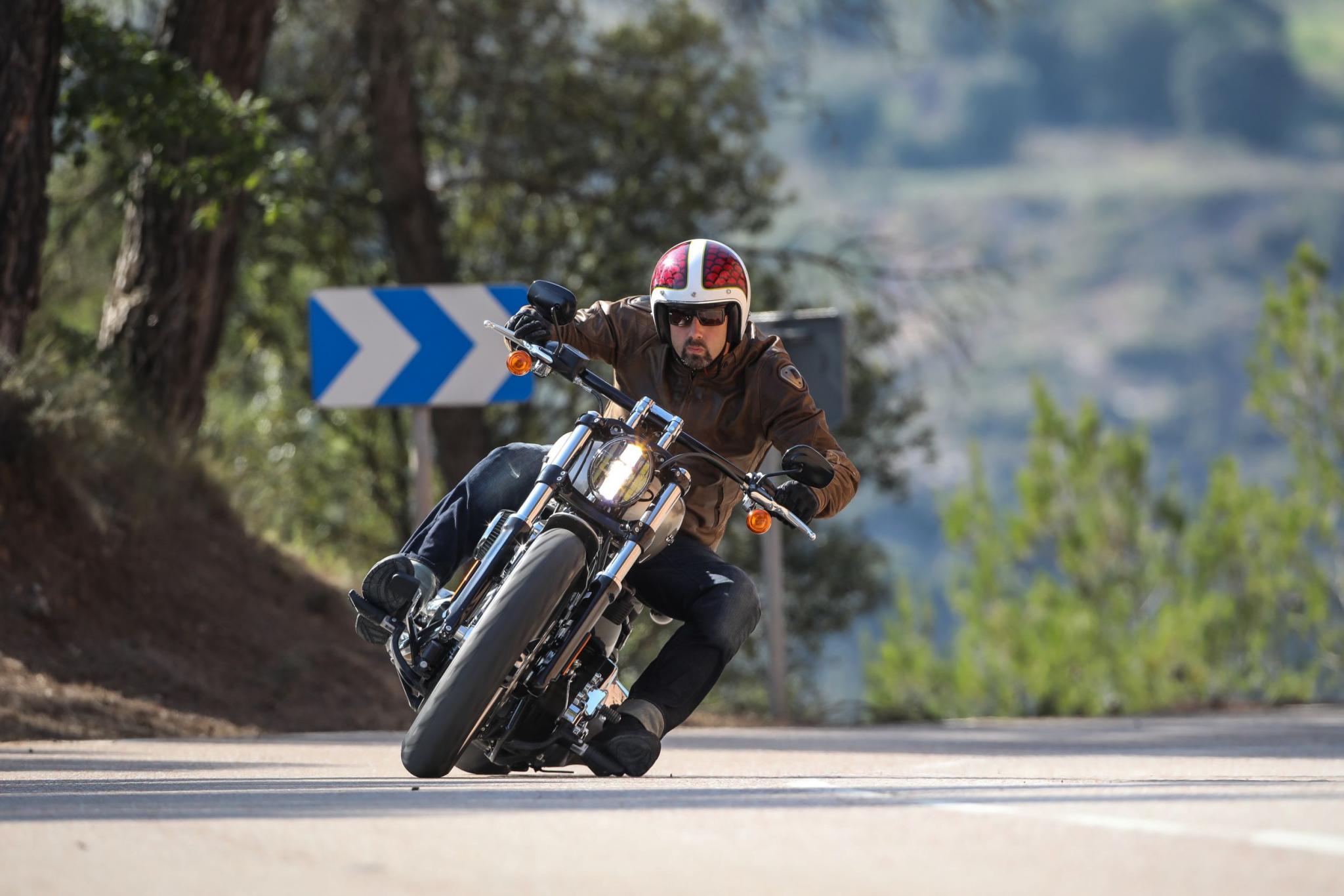 Harley-Davidson Softail Heritage Classic 114 Test 2018 - Testbericht
