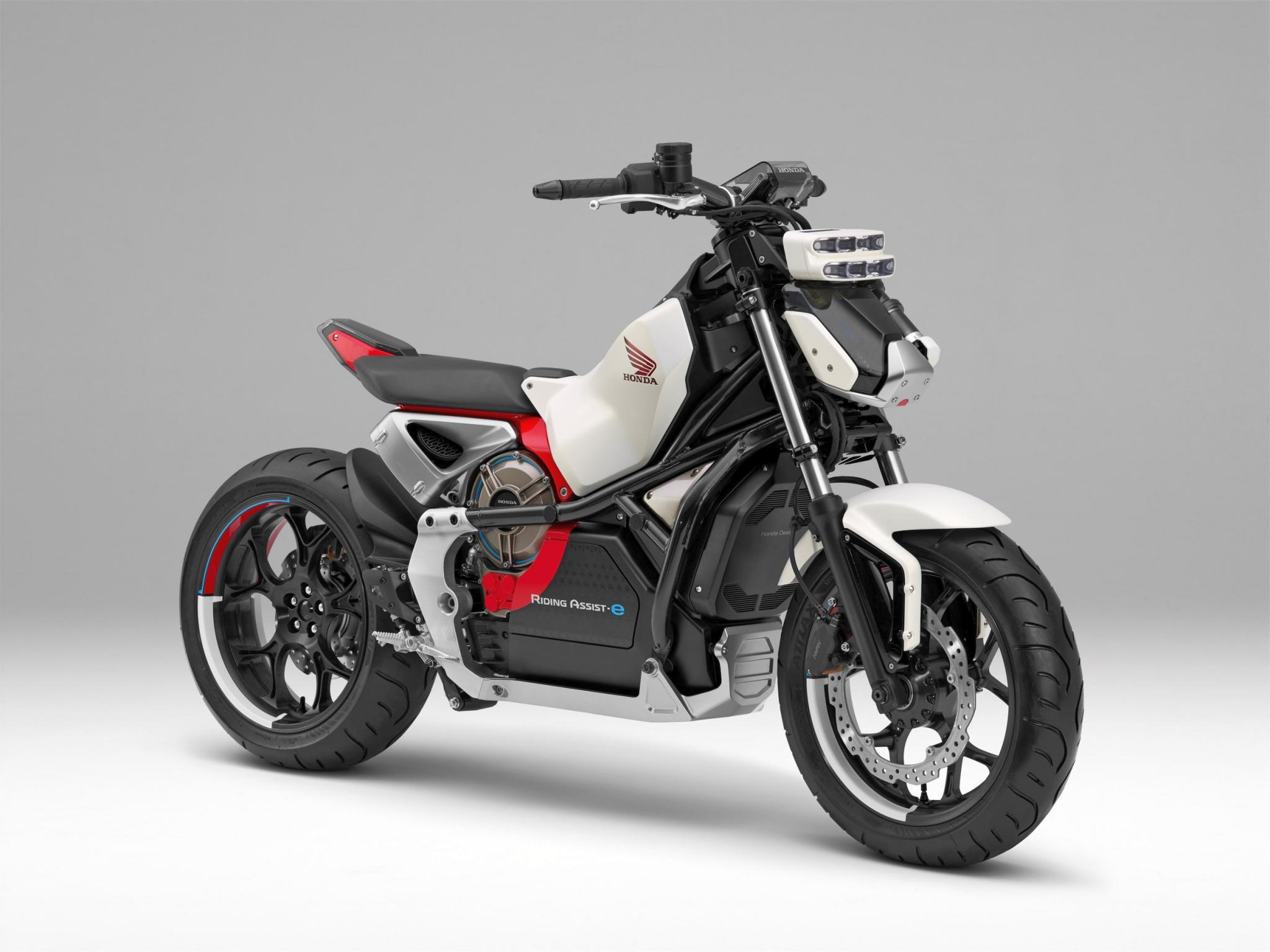 Honda Motorrad 2018 Conceptbikes