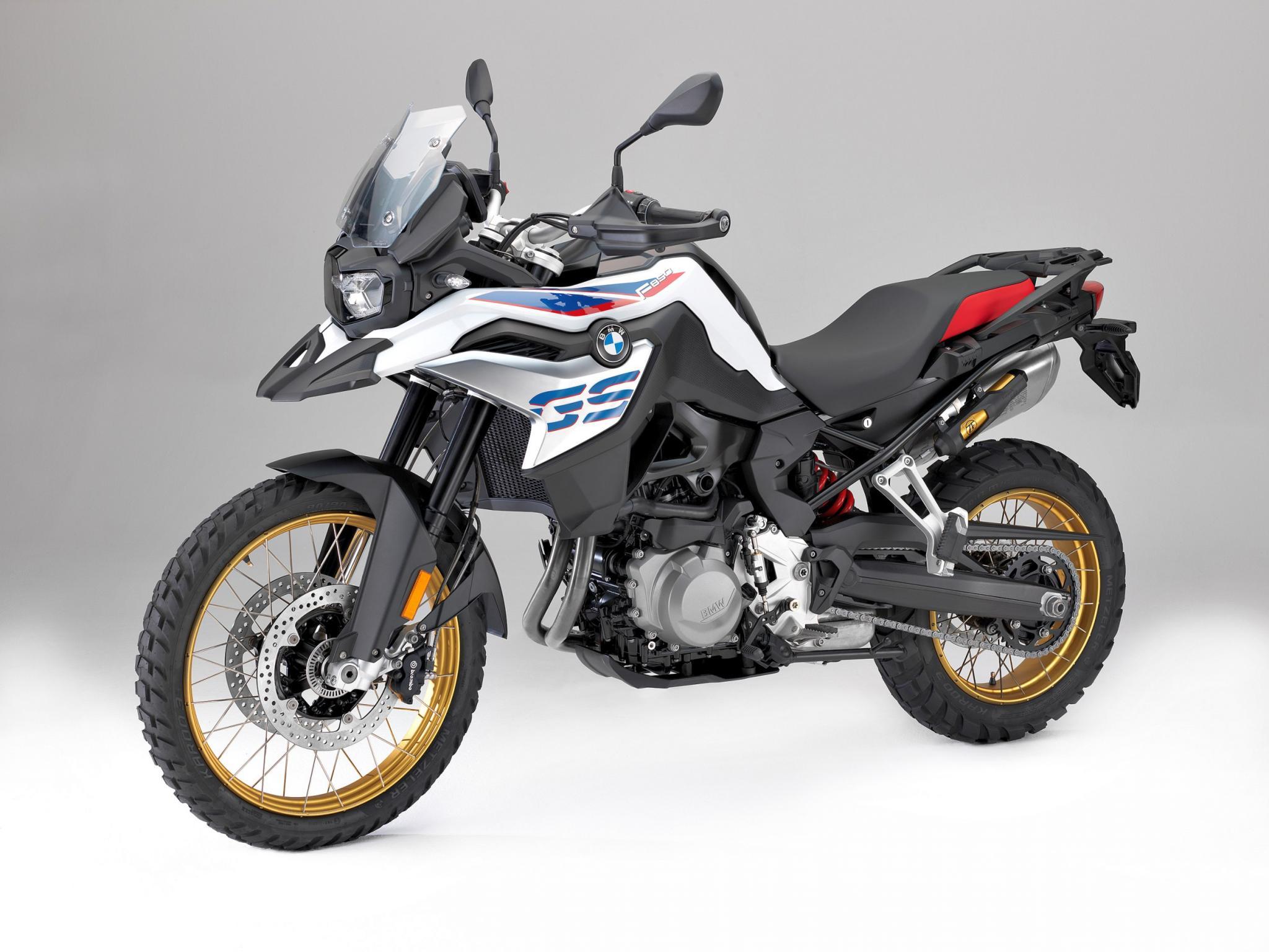 Bmw Motorrad Neuheiten 2018 F 850 Gs Modellnews