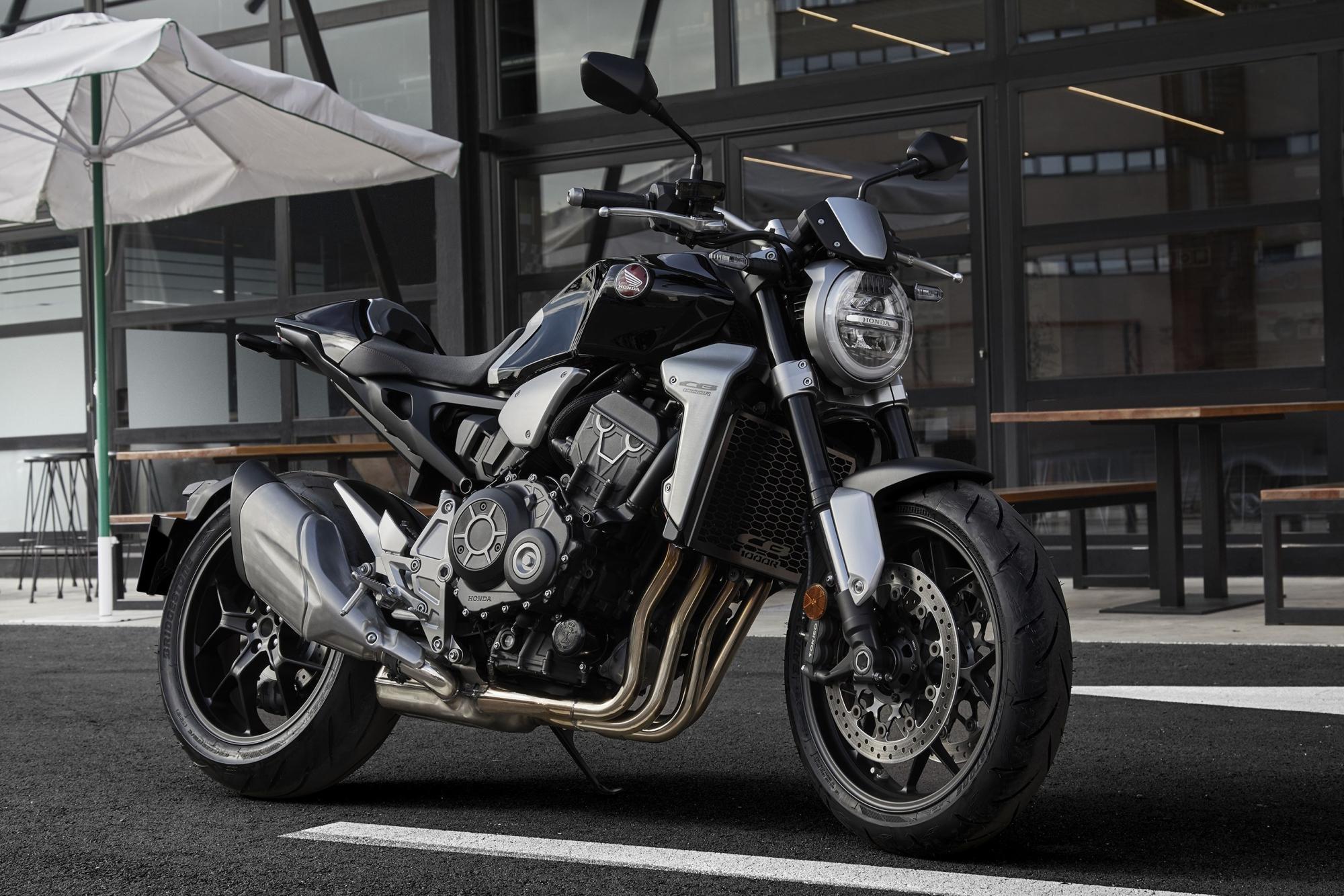 Honda CB1000R 2018 Nachfolger