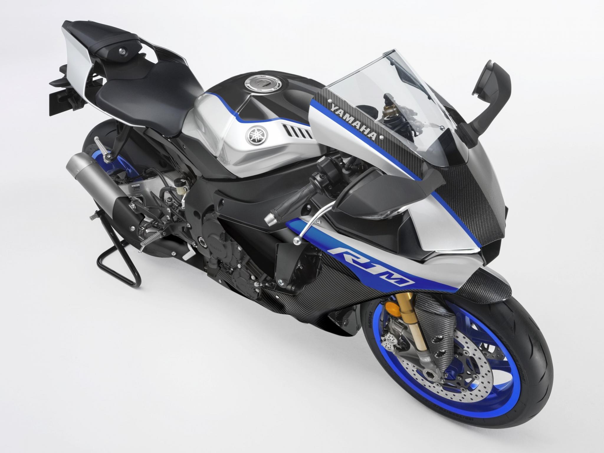 Yamaha Neuheiten 2018: Yamaha R1 und R1M 2018 - Modellnews