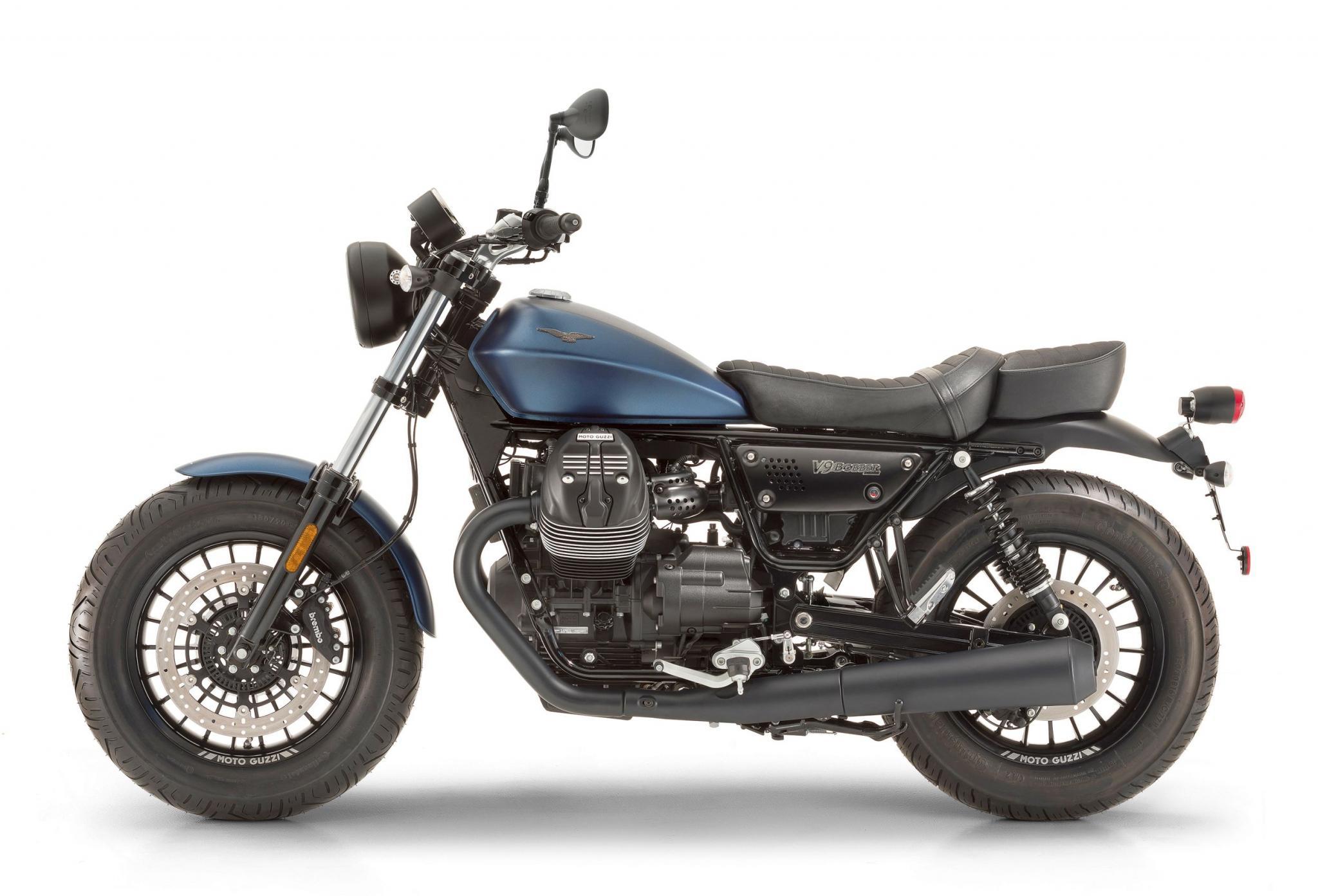 Moto Guzzi V Retro