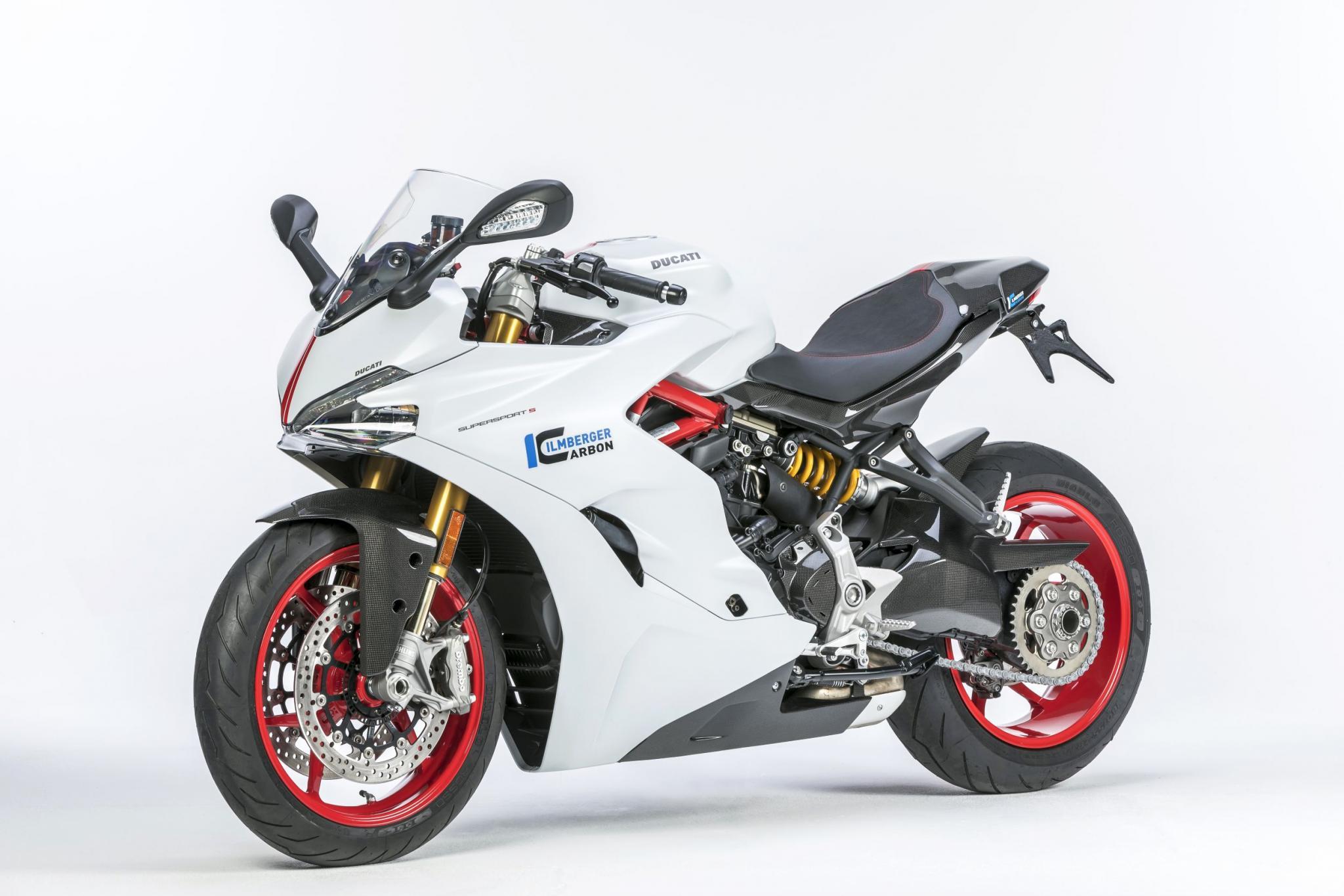 Ss Ducati Fairing