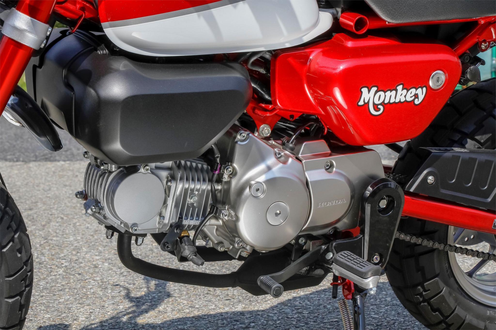 Honda monkey 2019 test erfahrungen mit dem funbike testbericht