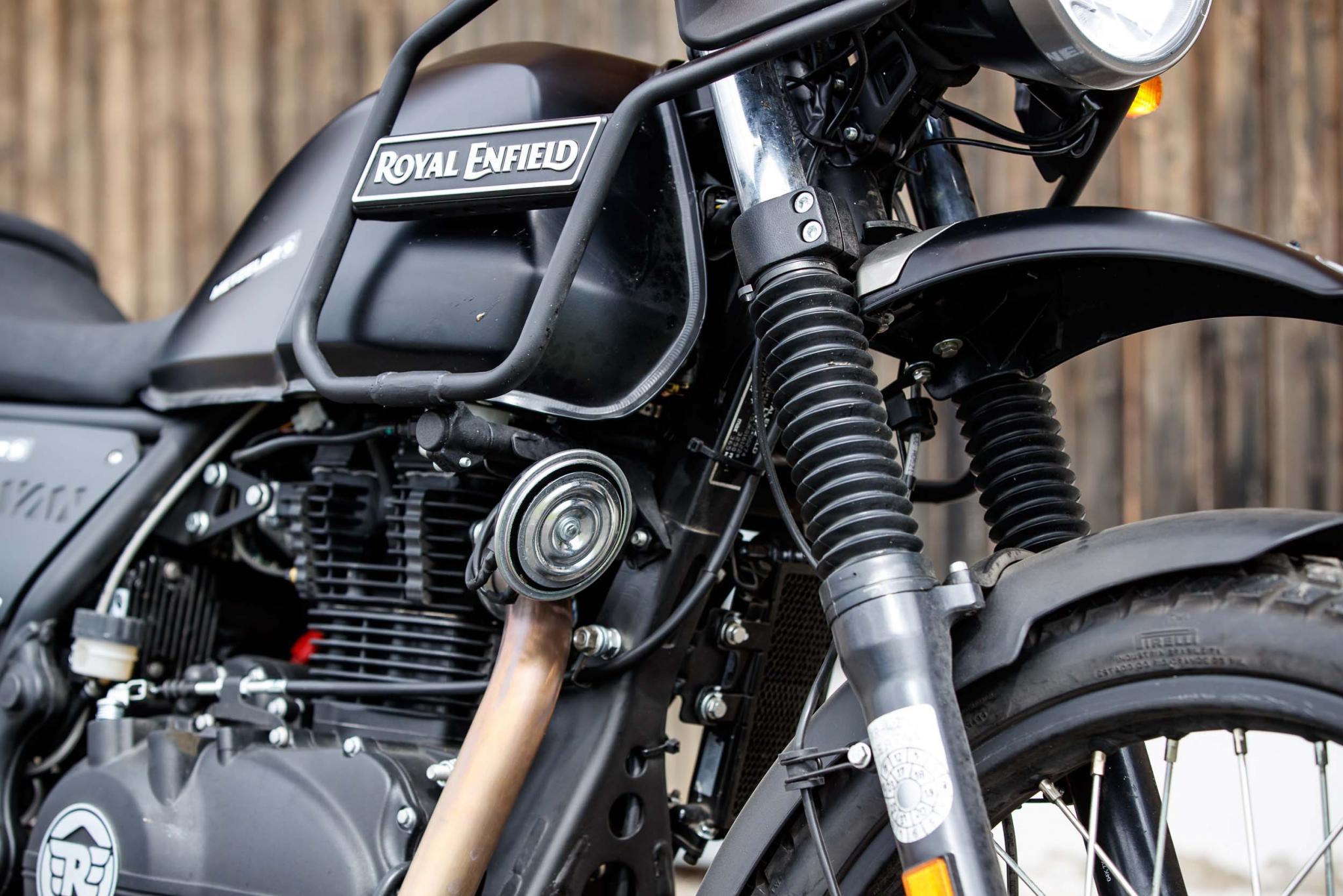 Retrobike 2018 Vergleich Royal Enfield Himalayan Testbericht