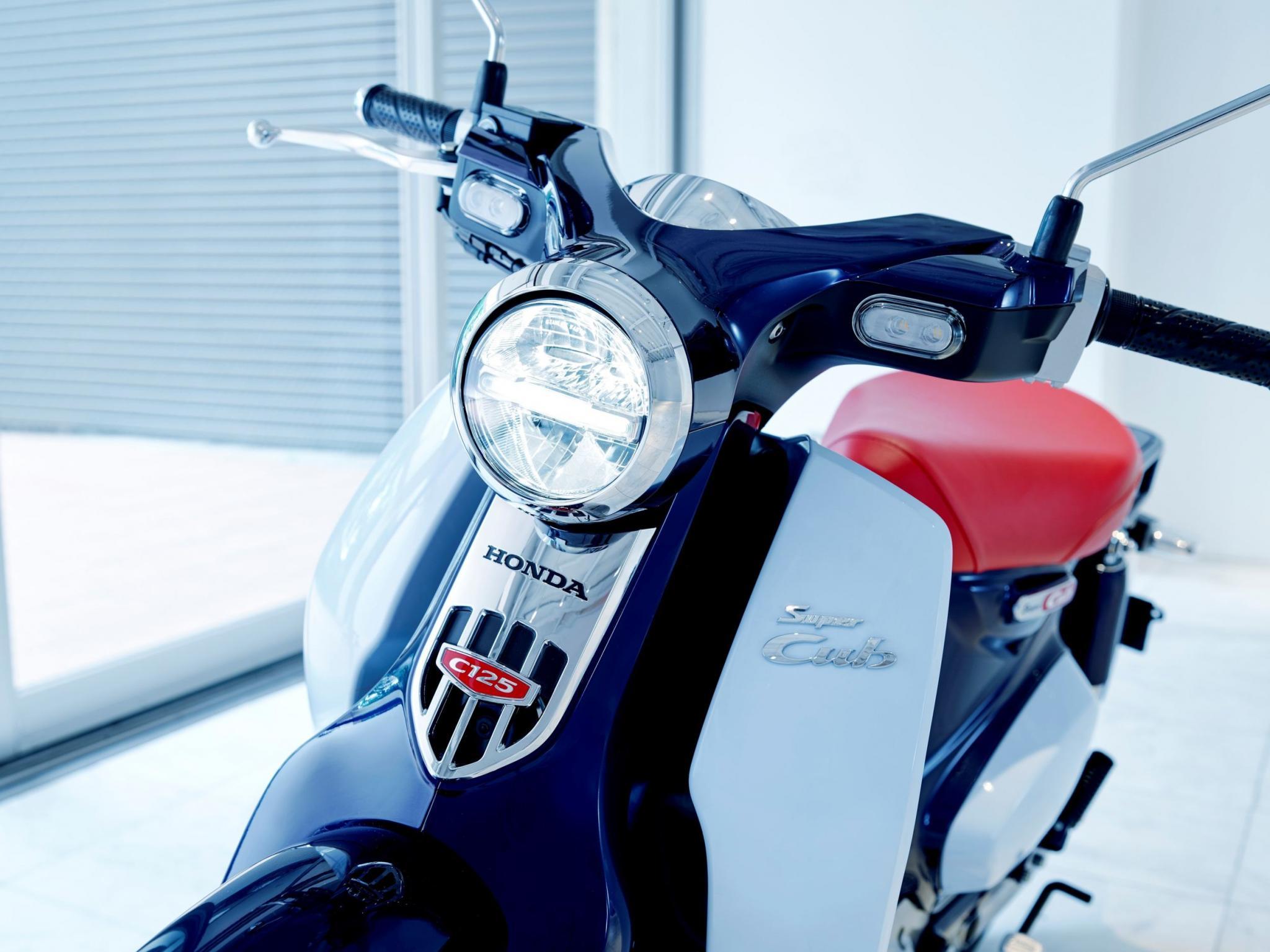 Honda super cub c125 alle informationen und bilder modellnews