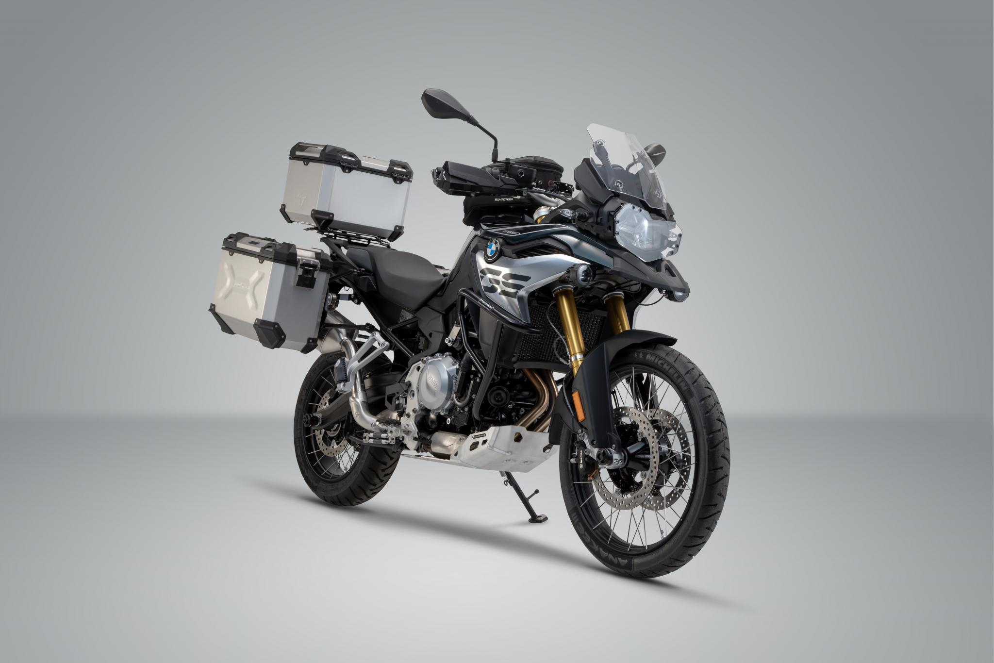 sw motech zubeh r f r abenteuer aller art mit der bmw f 850 gs. Black Bedroom Furniture Sets. Home Design Ideas