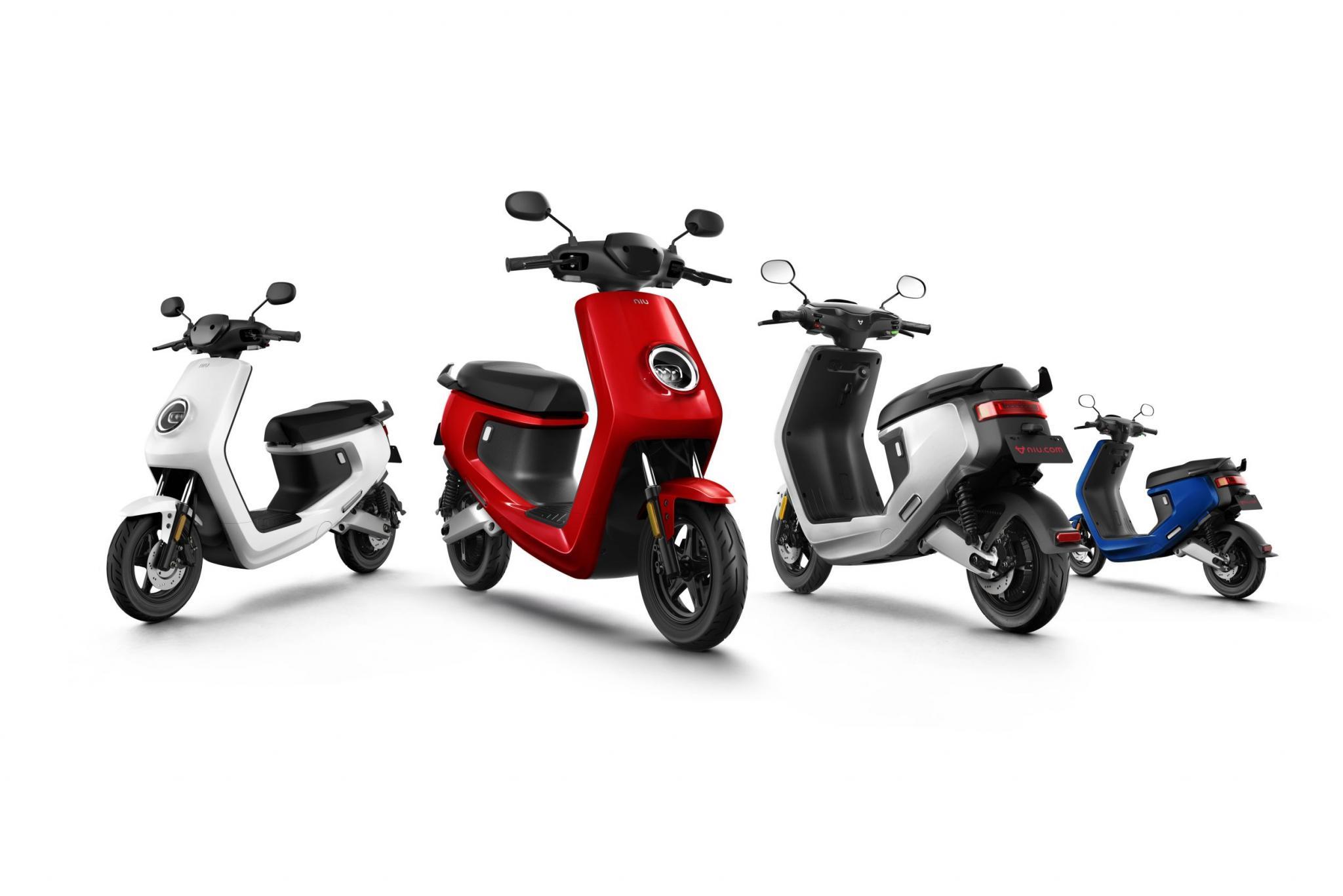 niu 2019 4 neue e scooter f r den deutschsprachigen markt. Black Bedroom Furniture Sets. Home Design Ideas