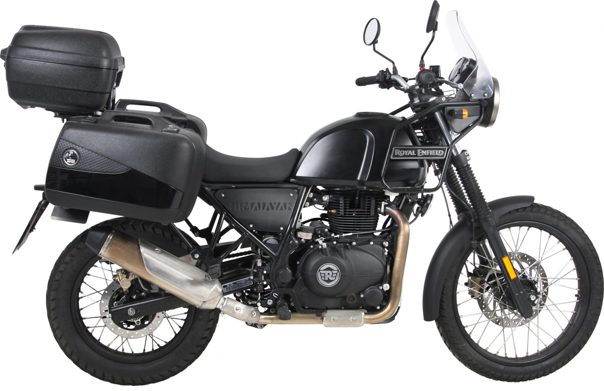 hepco becker zubeh r f r die royal enfield himalayan. Black Bedroom Furniture Sets. Home Design Ideas