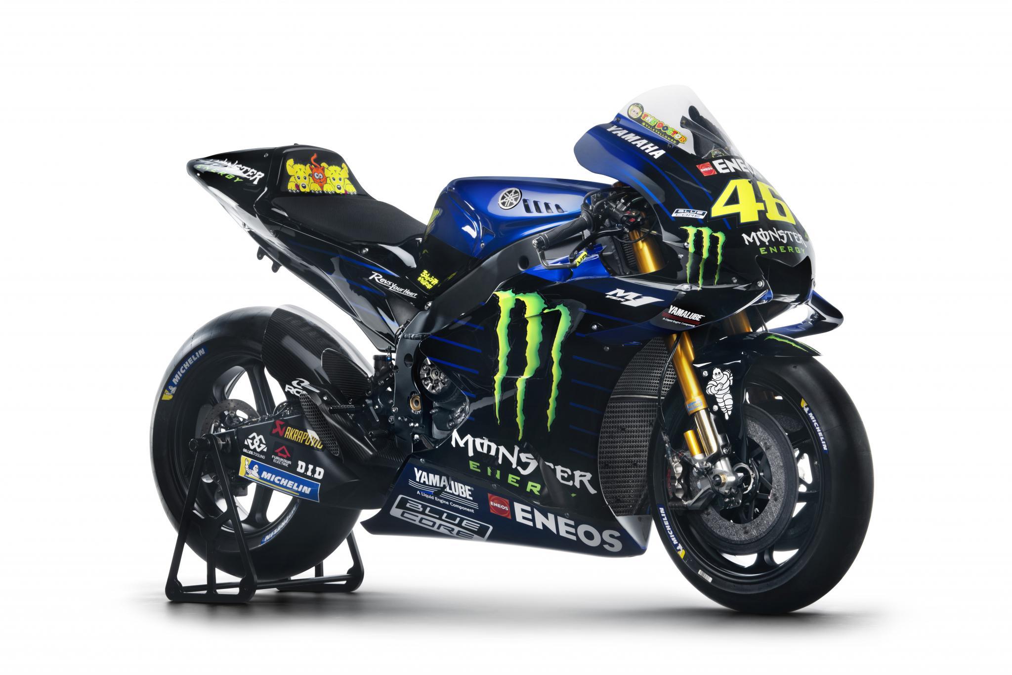 Valentino Rossi Motorrad