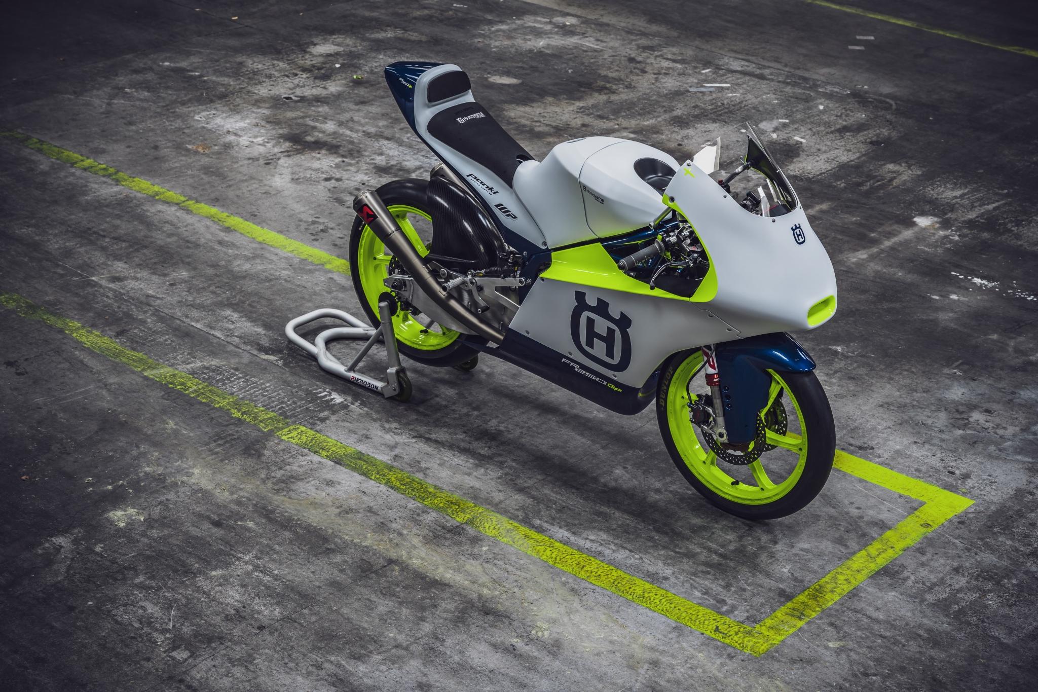 Moto3 Motorrad