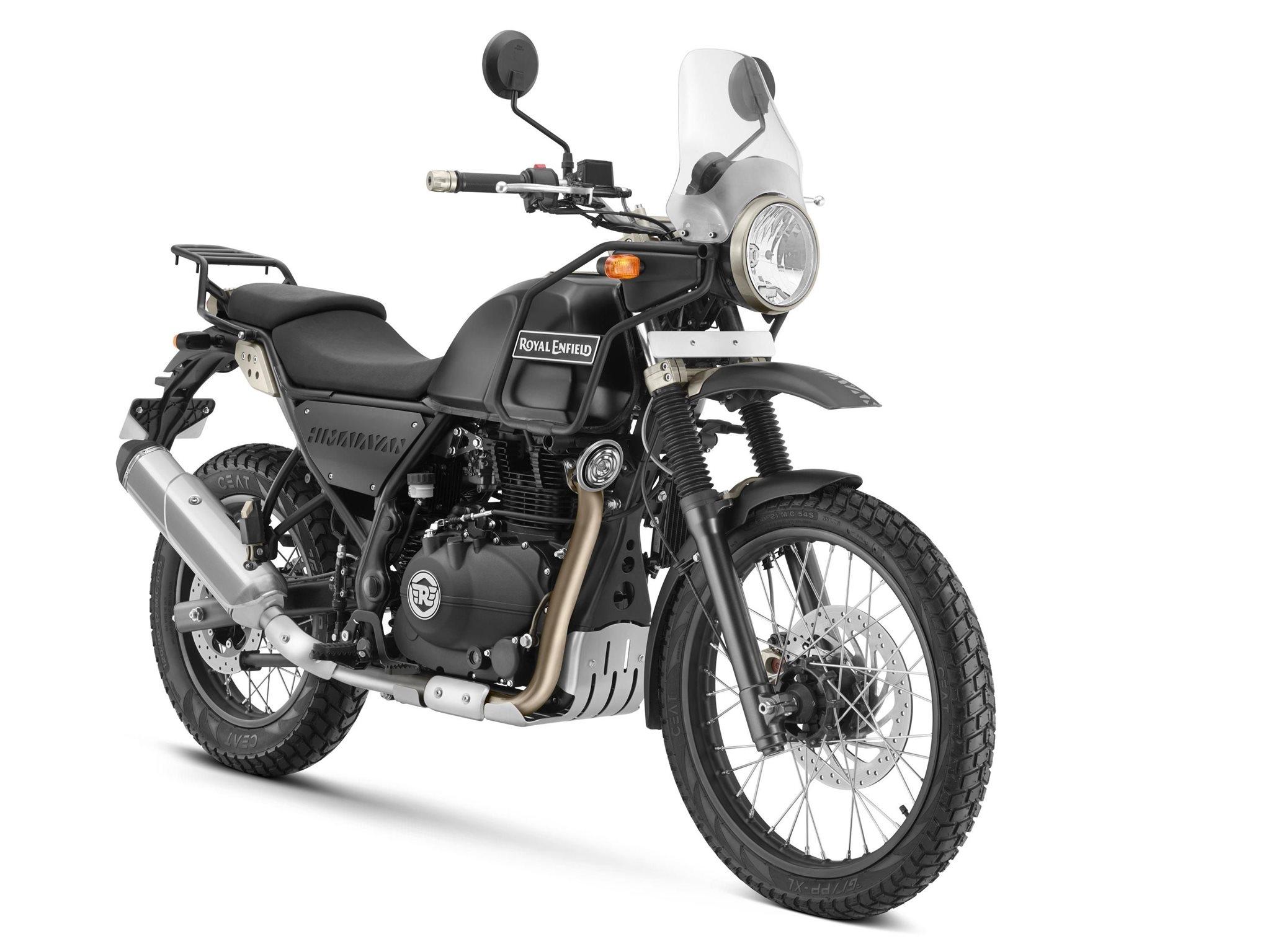 Top 5 Motorräder für das ganz große Abenteuer