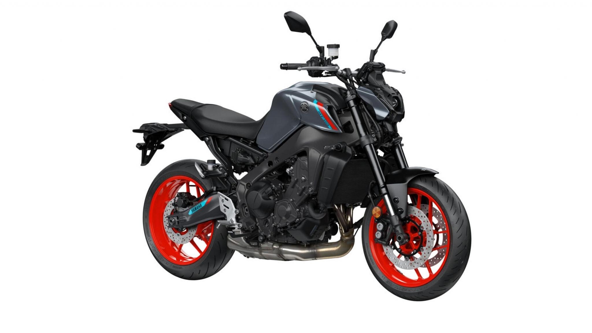 Yamaha Motorrad 2021
