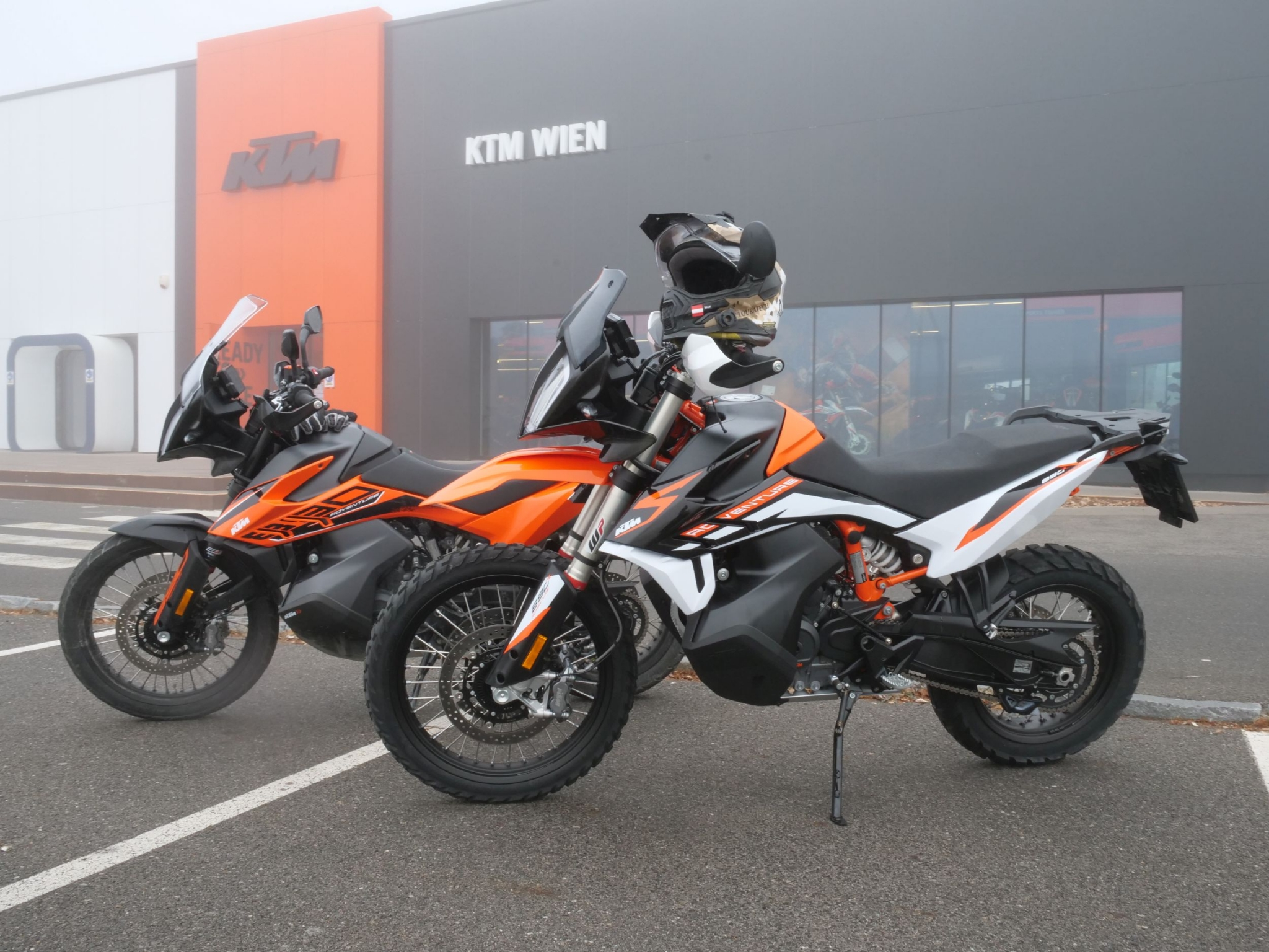 Motorrad Test 2021