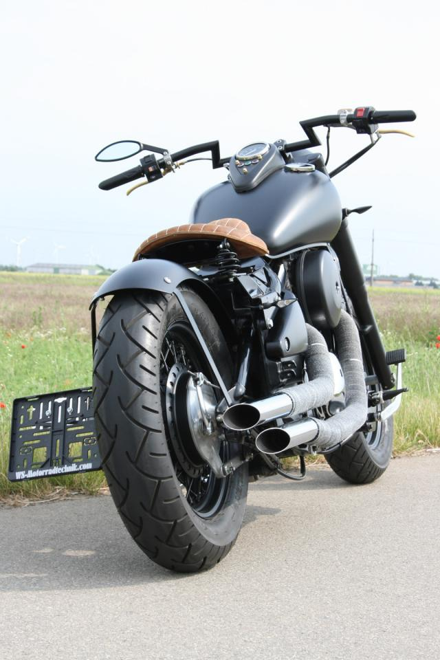 vn 800 bobber motorrad fotos motorrad bilder. Black Bedroom Furniture Sets. Home Design Ideas