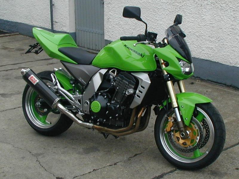 Kawasaki Z Specs