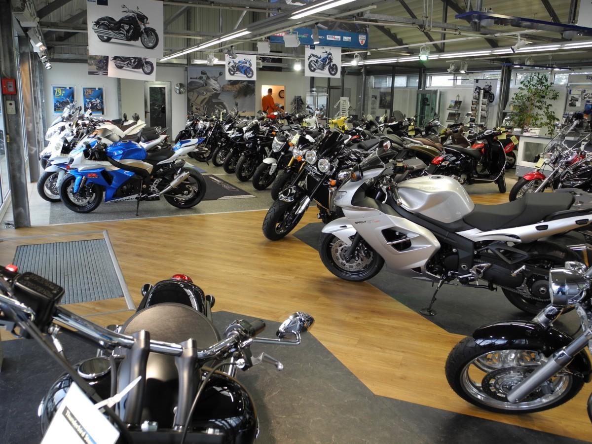 Unternehmensbilder Motorrad Kröber 24
