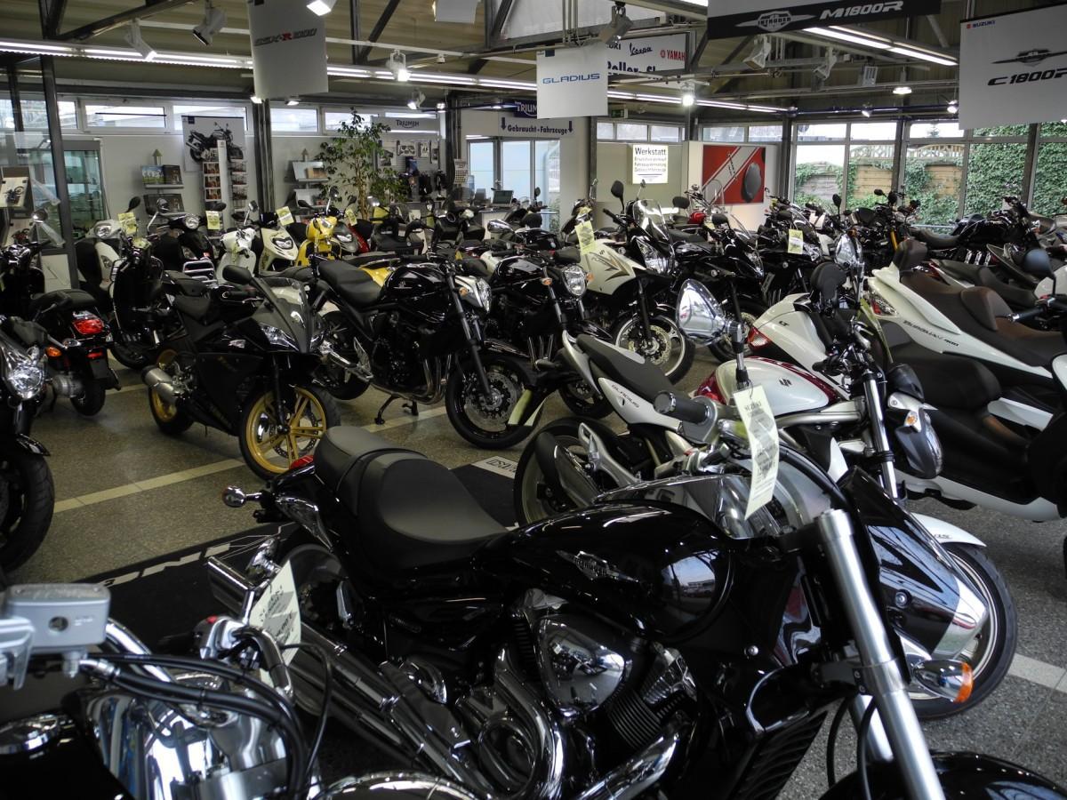 Unternehmensbilder Motorrad Kröber 17