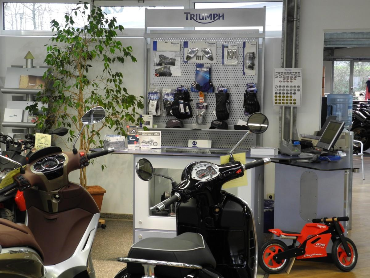 Unternehmensbilder Motorrad Kröber 16