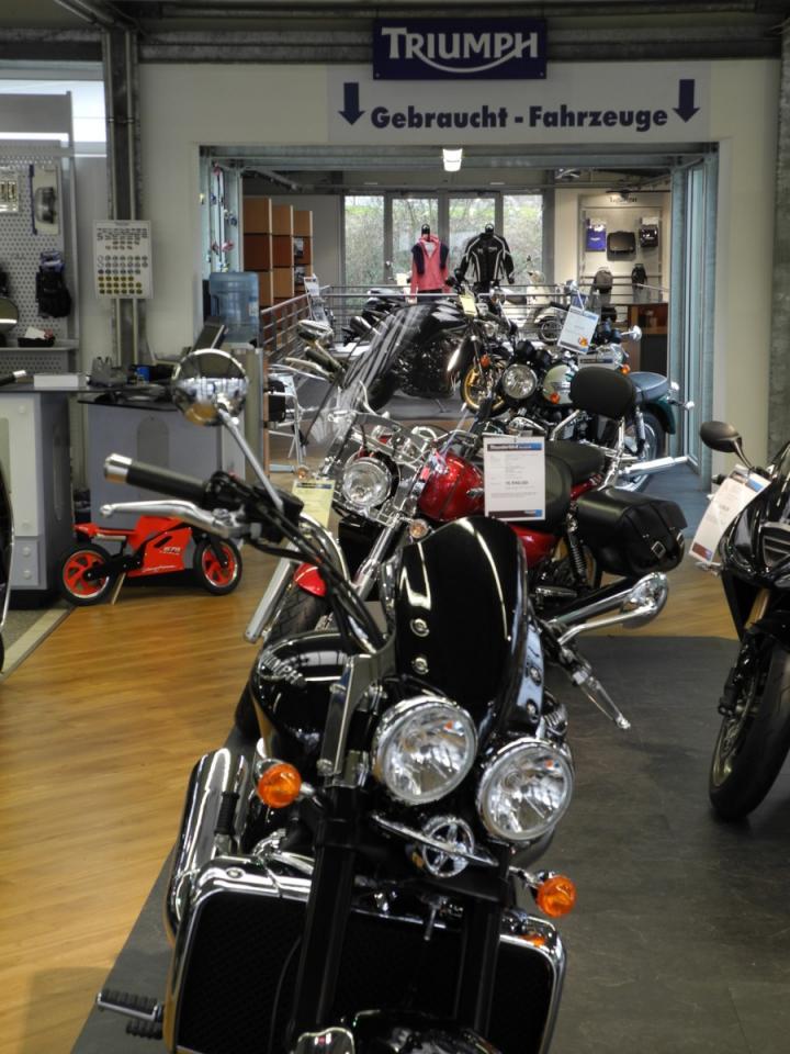 Unternehmensbilder Motorrad Kröber 15