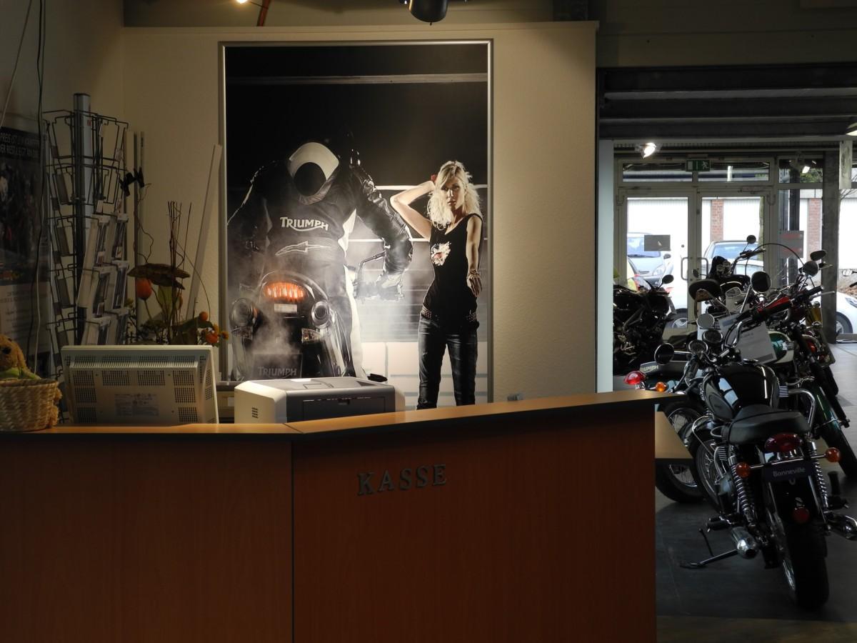 Unternehmensbilder Motorrad Kröber 13