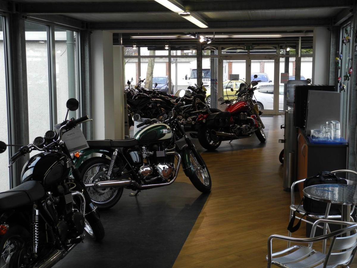 Unternehmensbilder Motorrad Kröber 5