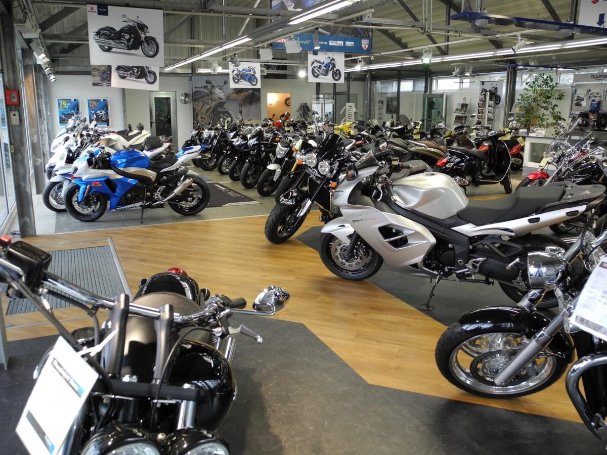 Unternehmensbilder Motorrad Kröber 8