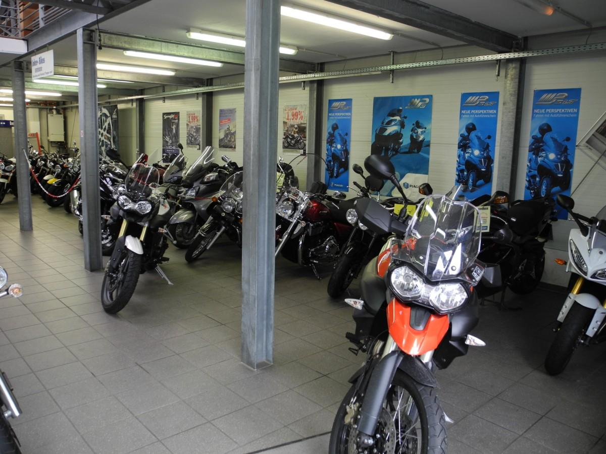 Unternehmensbilder Motorrad Kröber 9
