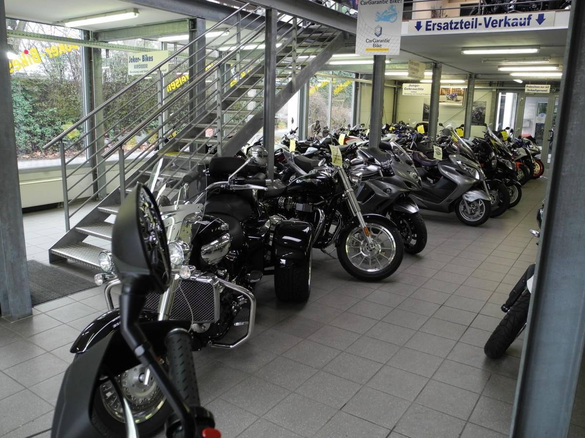 Unternehmensbilder Motorrad Kröber 12