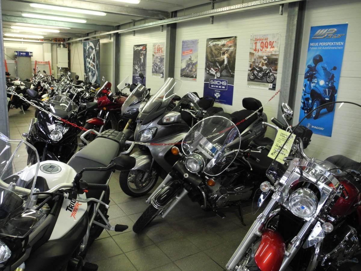 Unternehmensbilder Motorrad Kröber 11